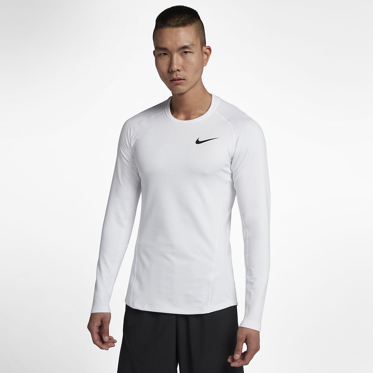 e1efde02e3d Nike Pro Warm Men s Long Sleeve Training Top. Nike.com