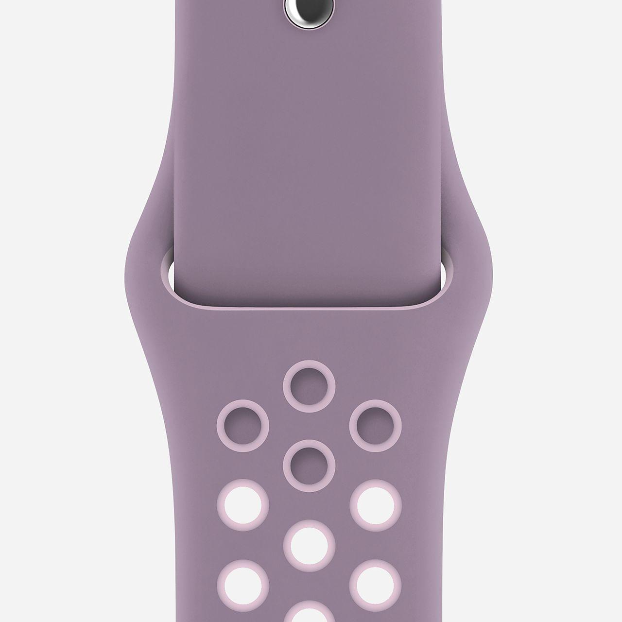 Apple Watch Nike+ 42 毫米运动型表带