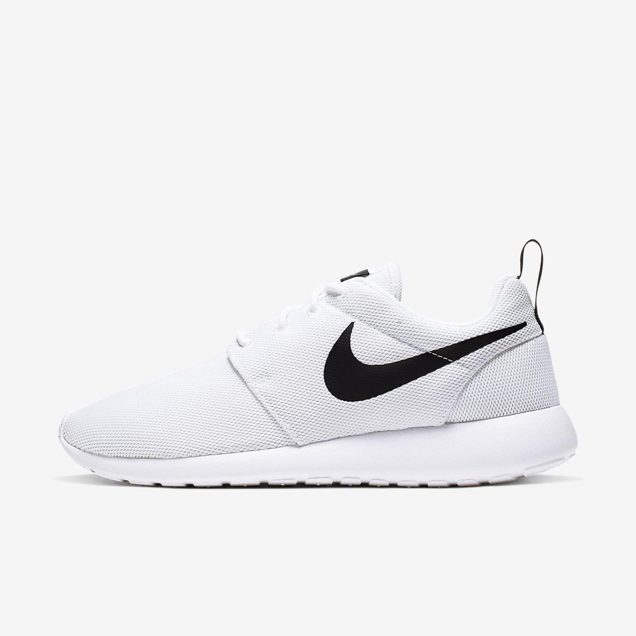 nike shoes white and black high top. nike roshe one women\u0027s shoe shoes white and black high top