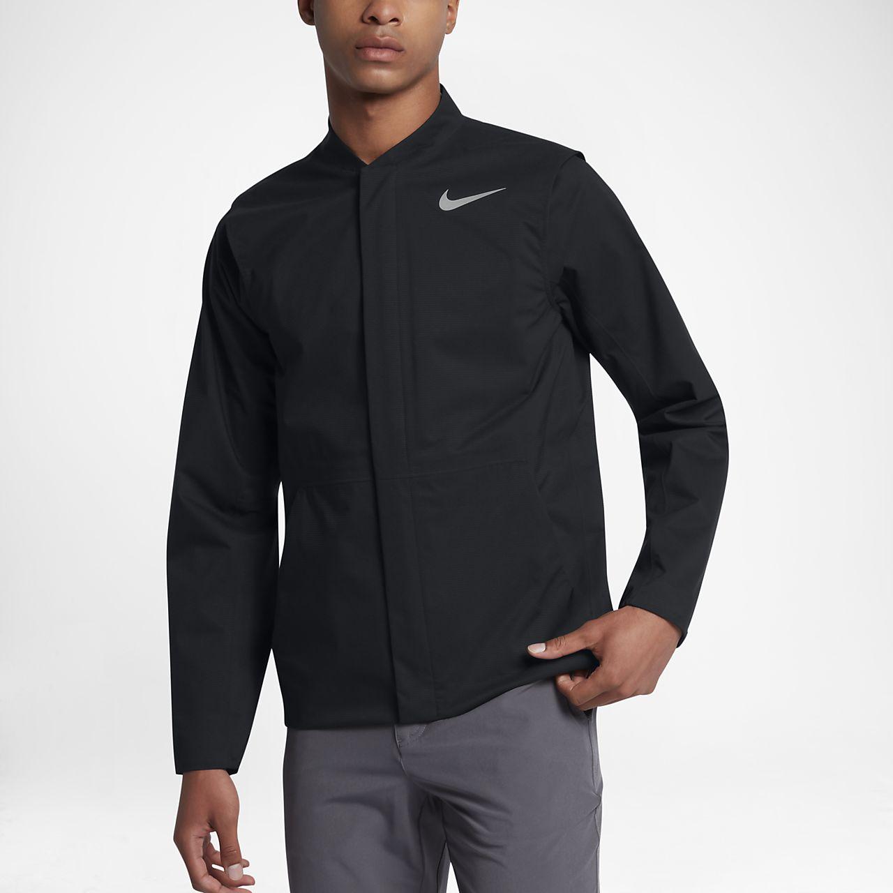 Nike HyperShield HyperAdapt–golfjakke til mænd
