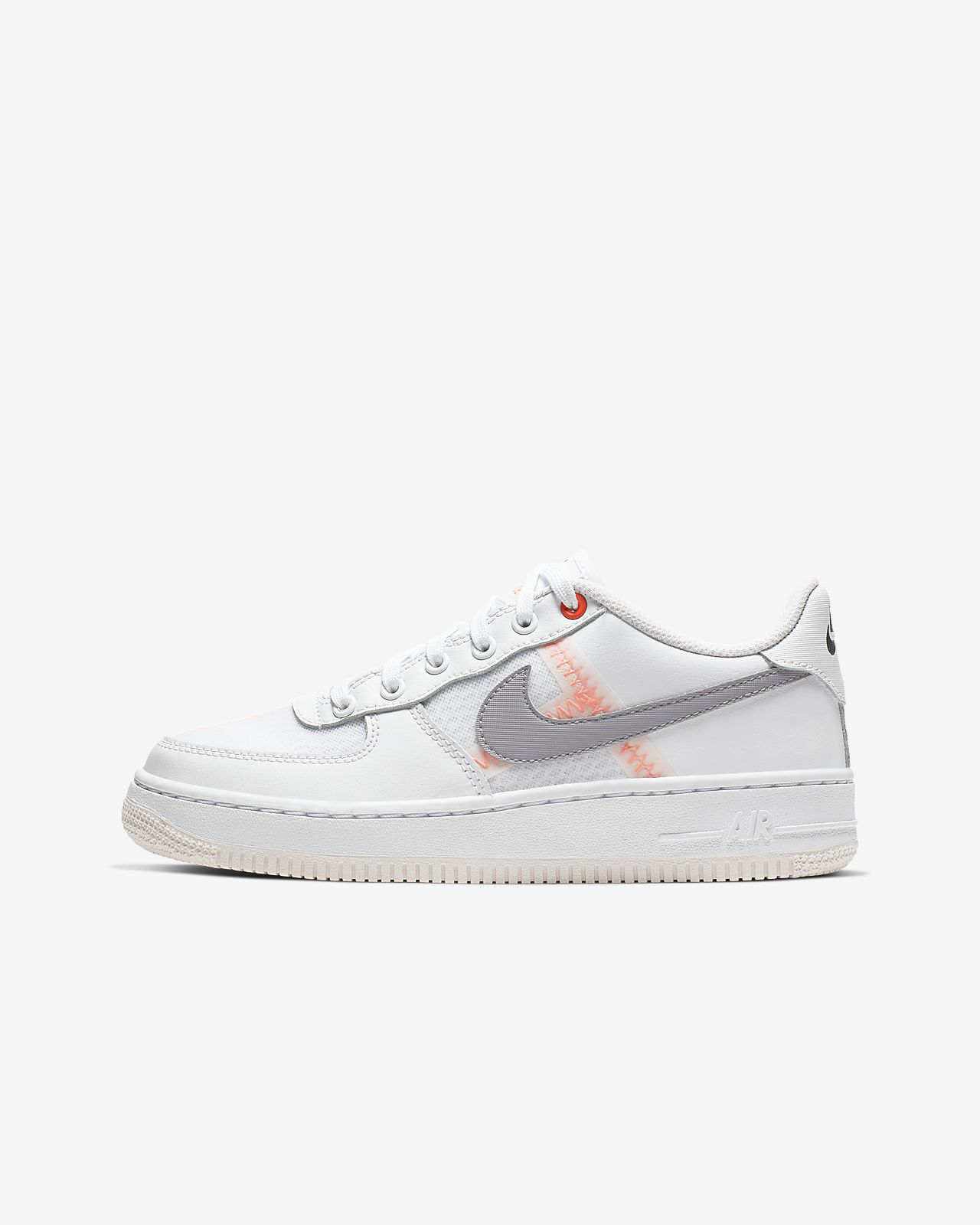 nouveau style 4eed1 19aed Nike Air Force 1 LV8 1 Older Kids' Shoe