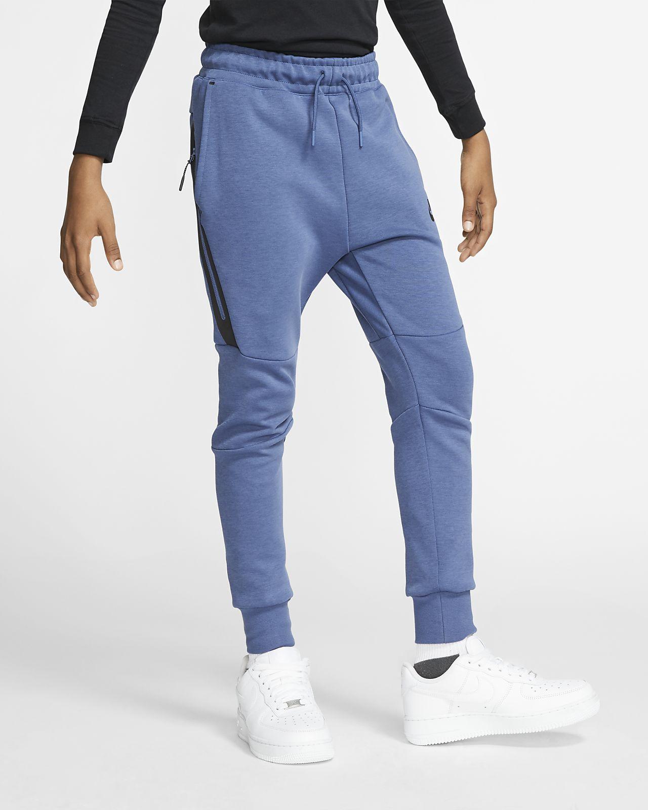 กางเกง Tech Fleece เด็กโต Nike Sportswear