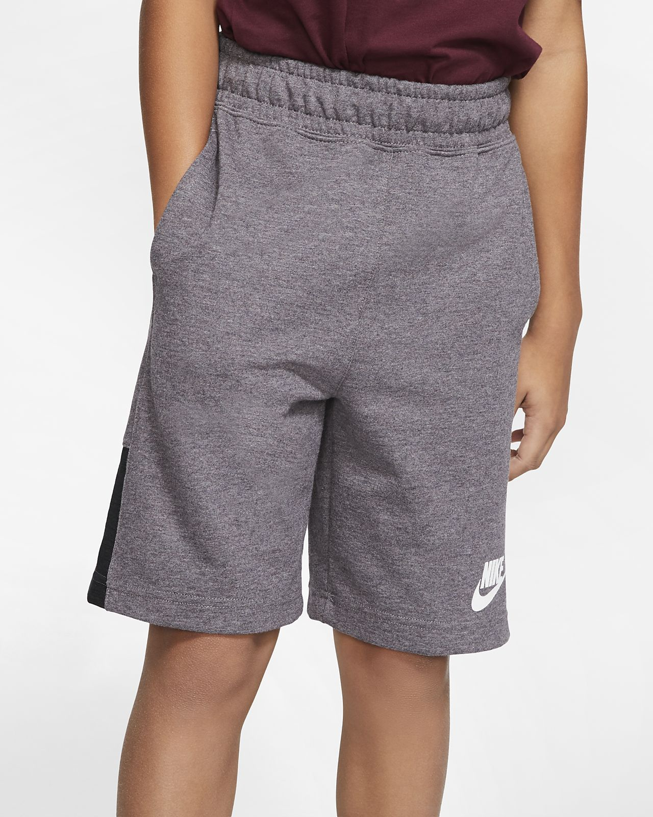Nike Sportswear-shorts til store børn (drenge)