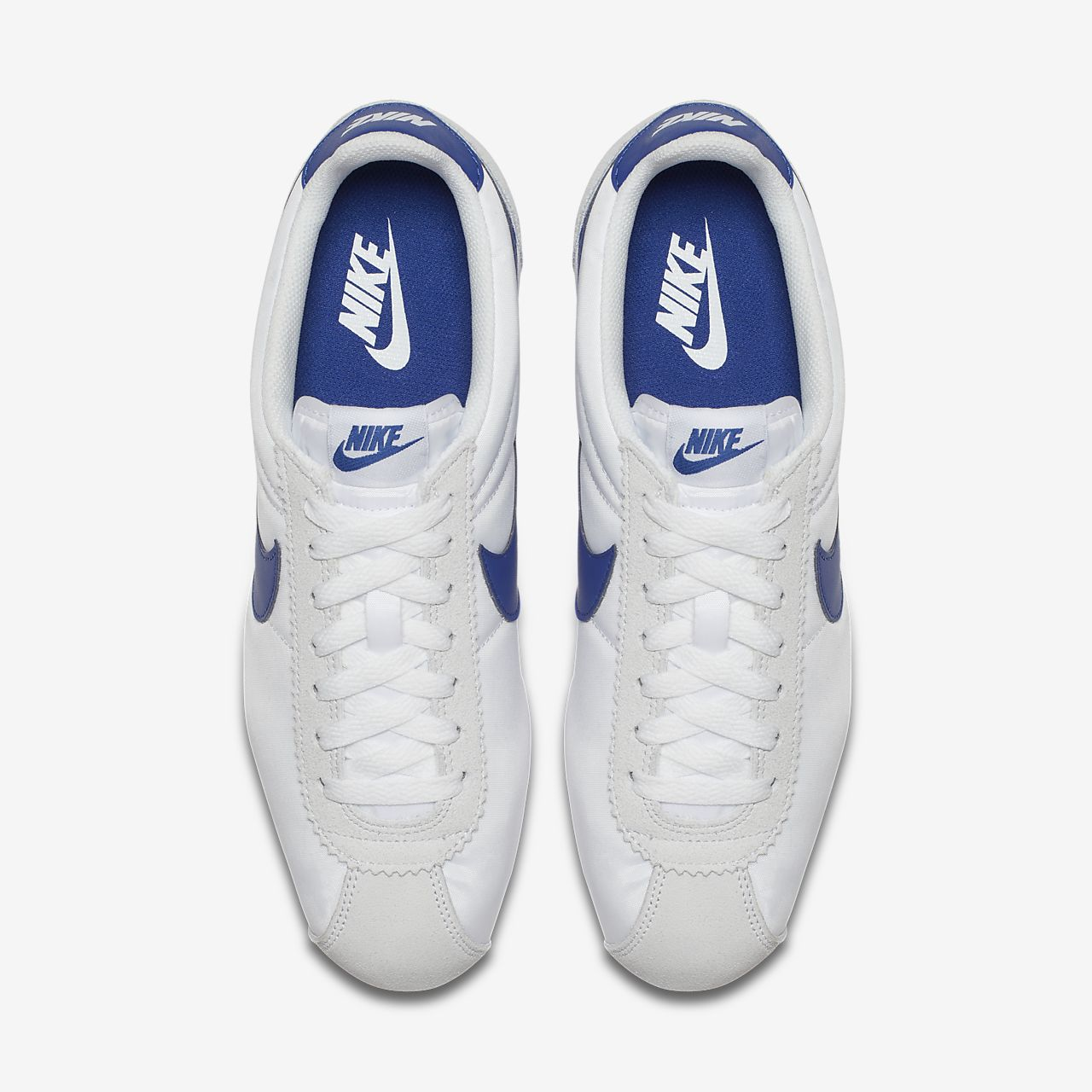 new styles b1a81 2d19b ... Chaussure mixte Nike Classic Cortez Nylon