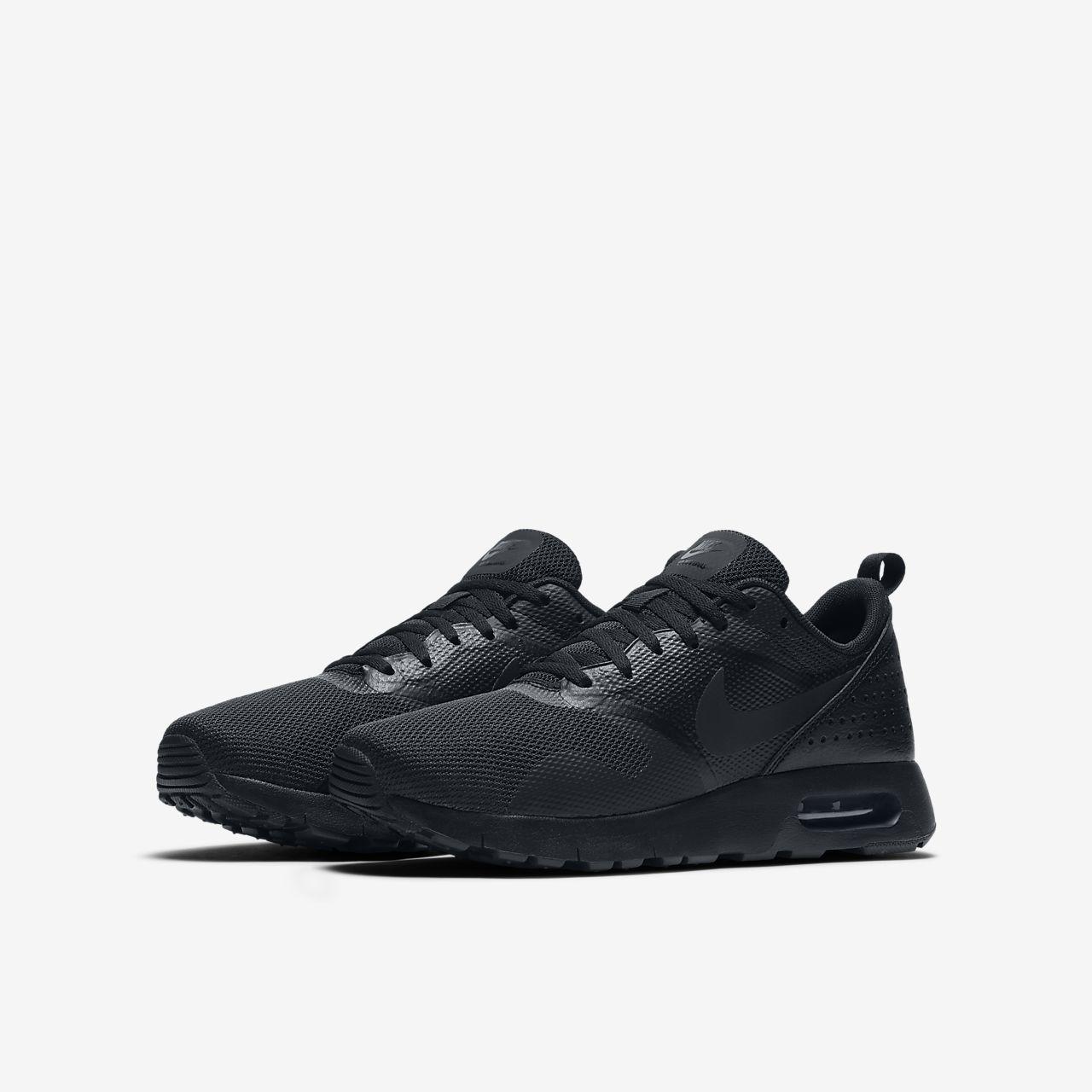 Nike Kinder Nike Schwarz Air Max Tavas Sneaker Sale