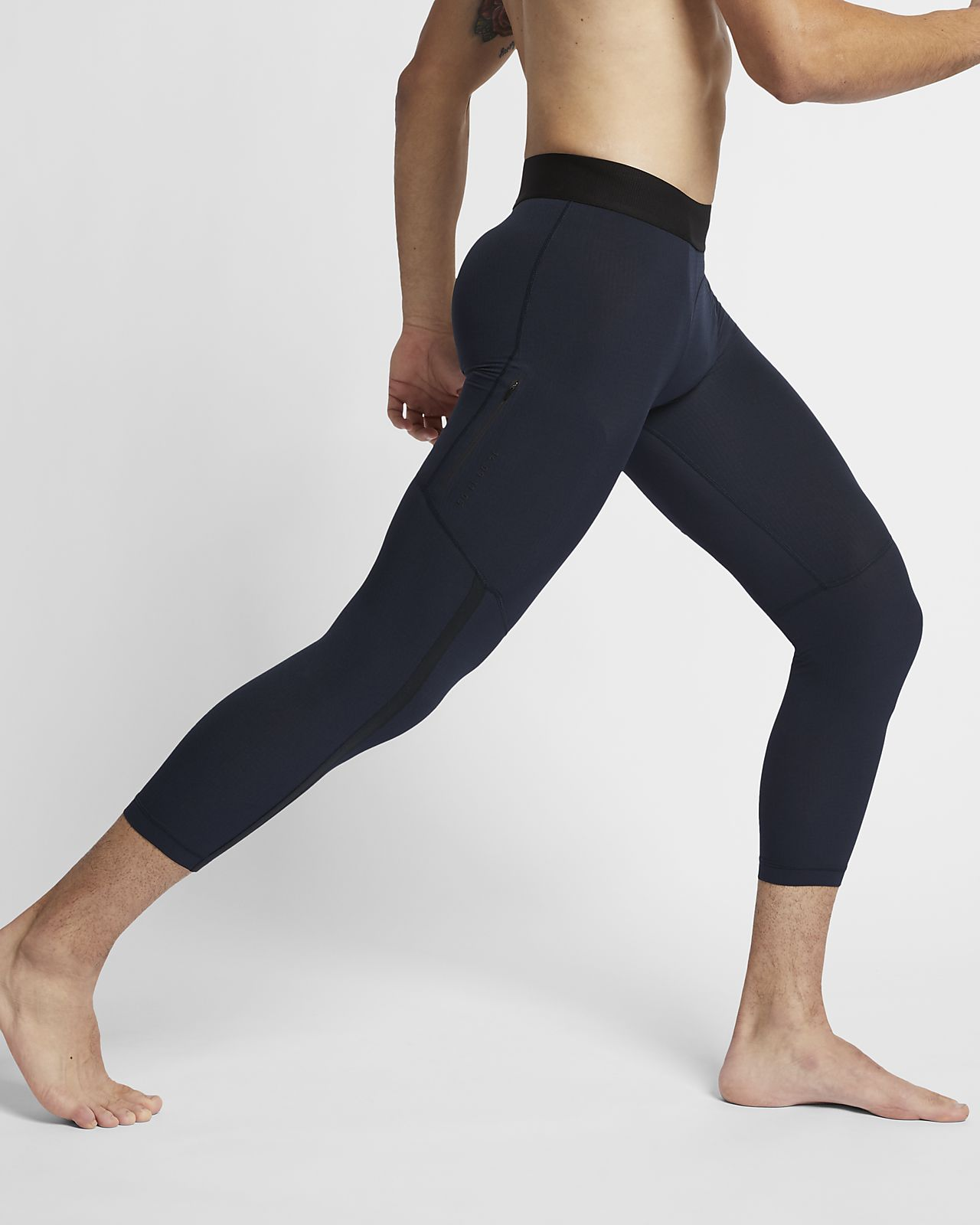 Nike Pro Tech Pack 3/4-tights voor heren