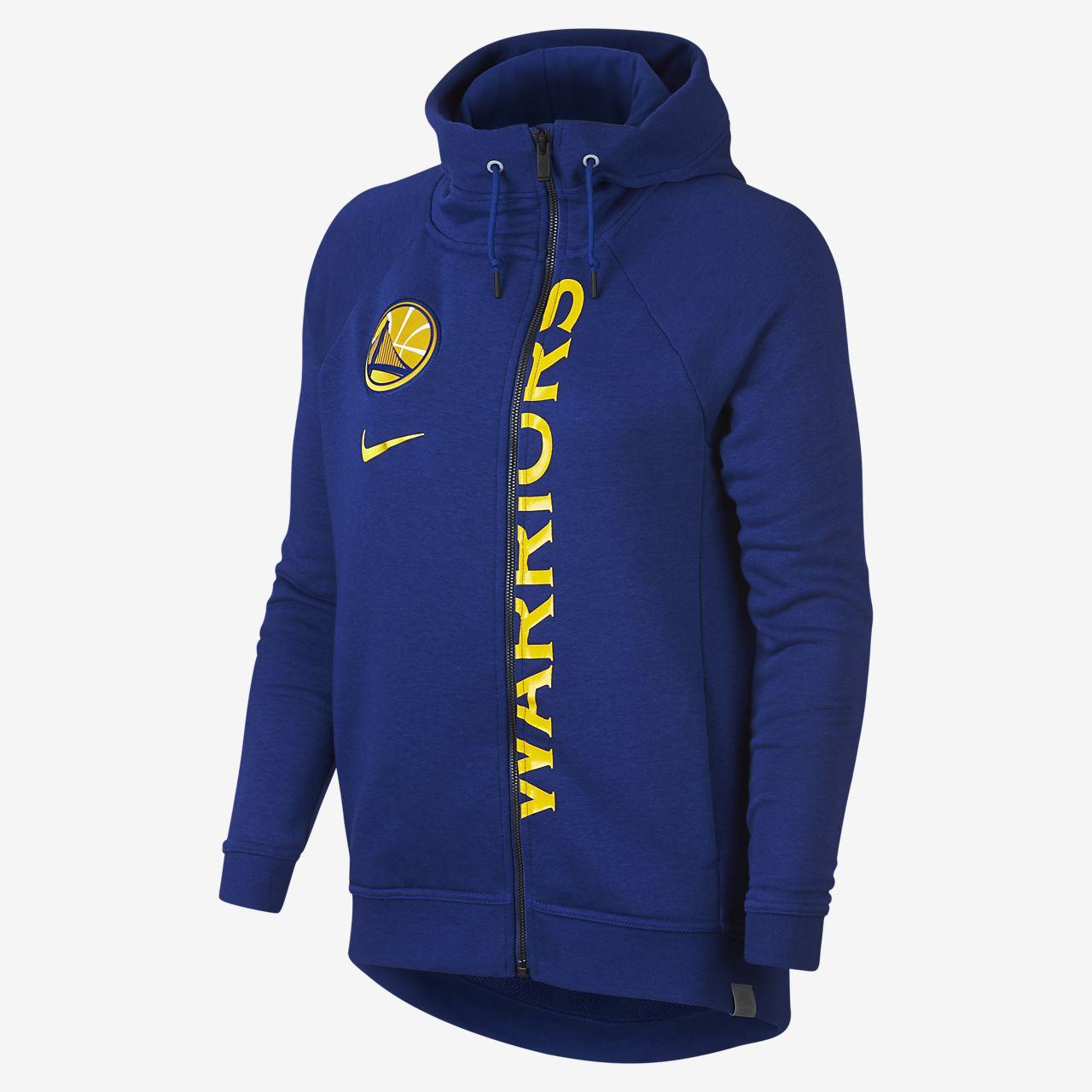 ... Golden State Warriors Nike Modern Women's NBA Cape