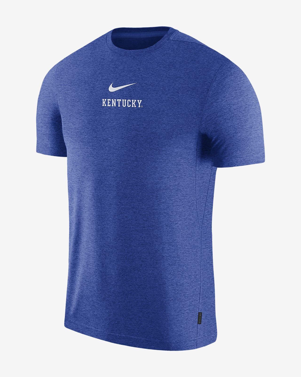 Nike College Dri-FIT Coach (Kentucky) Men's Short-Sleeve Top