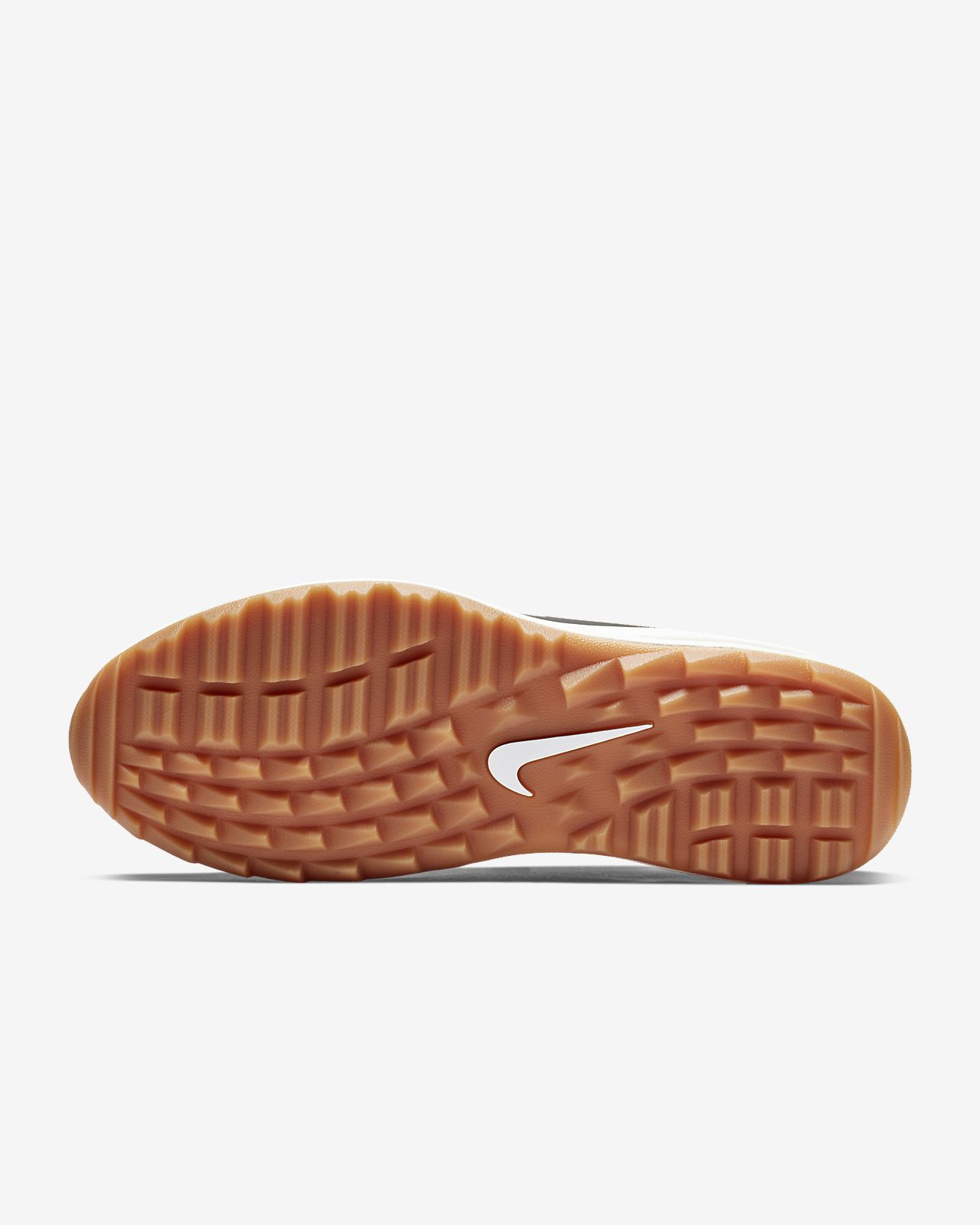 Nike Women's Air Max 1 G Golf Shoes BlackBronzeWhite
