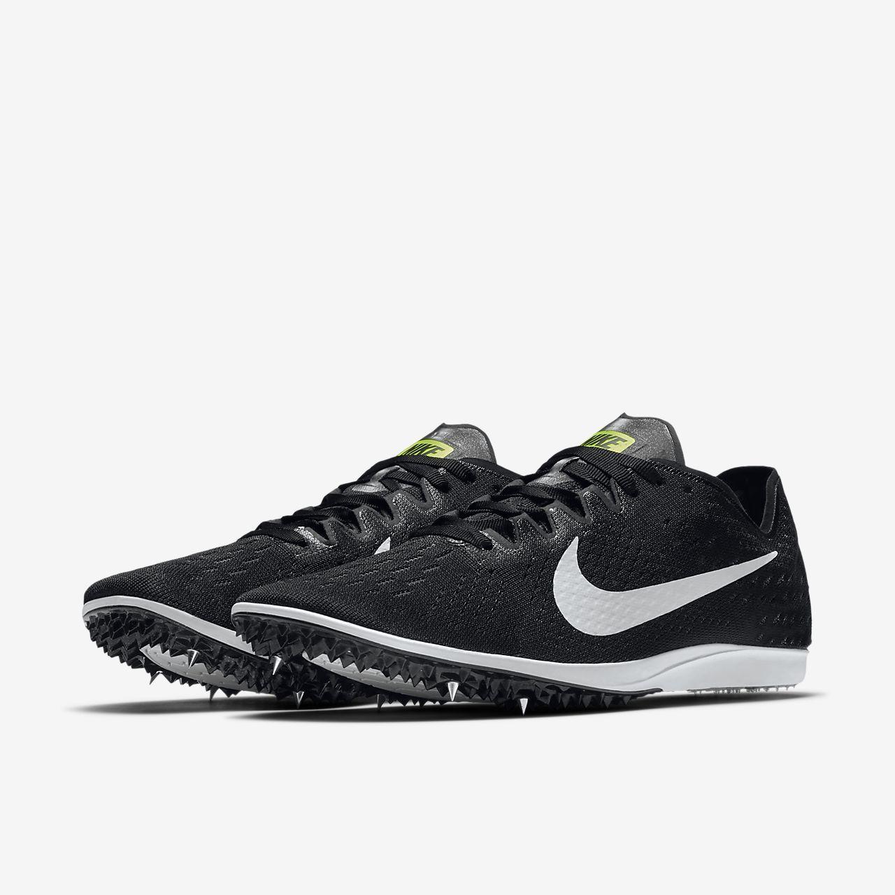 Nike Zoom Matumbo 3 Men's Running Shoes Black/Green/White eZ2376W