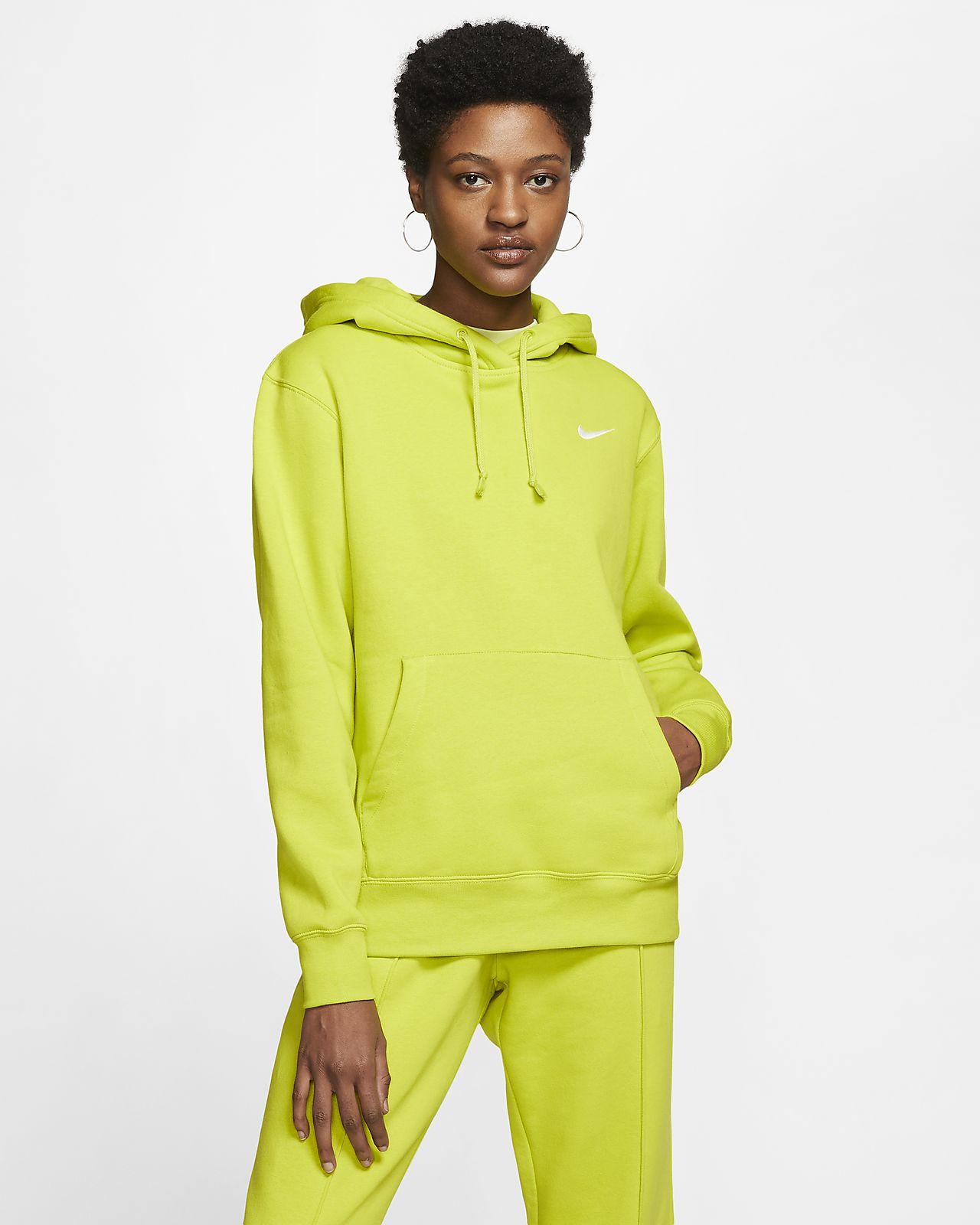 Nike Sportswear Essential fleecehettegenser til dame