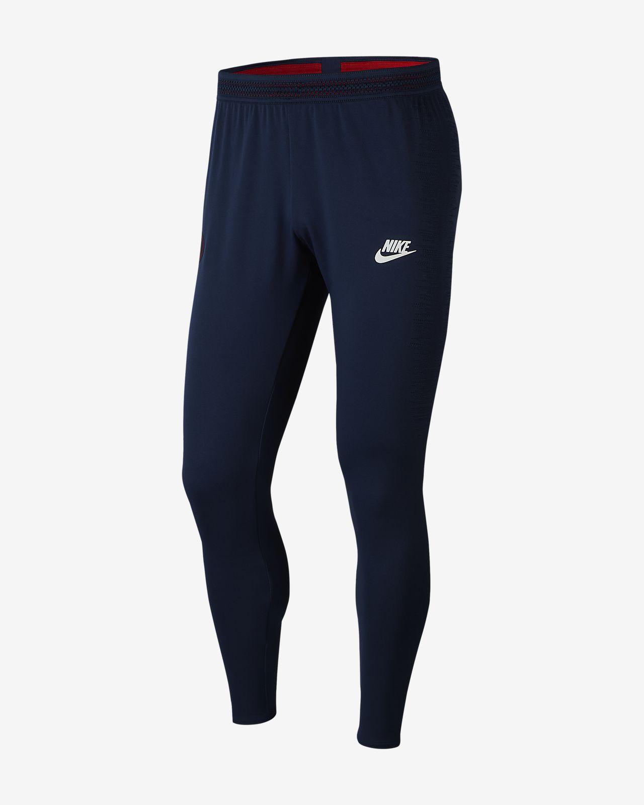 Męskie spodnie piłkarskie Nike VaporKnit Paris Saint-Germain Strike
