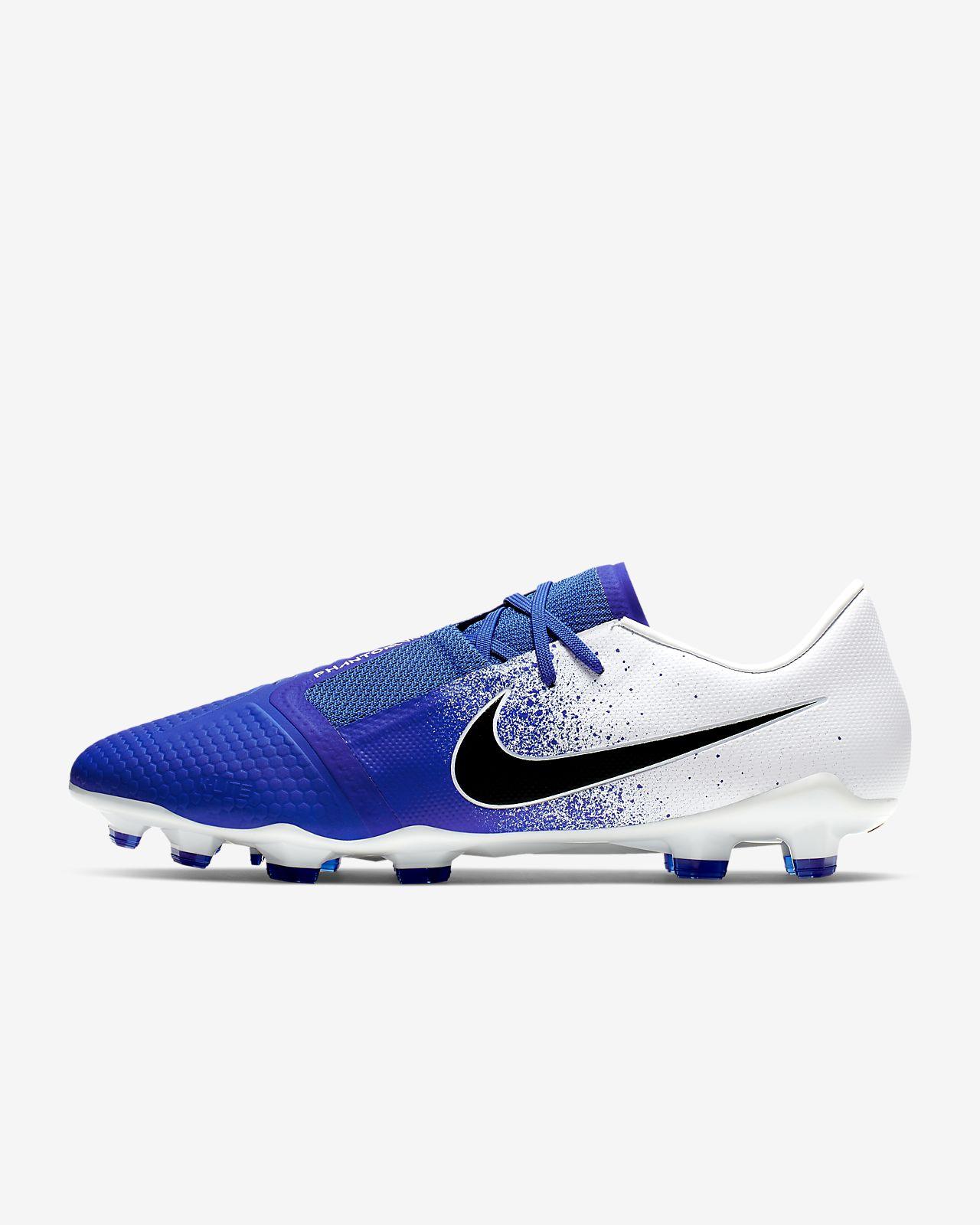 รองเท้าสตั๊ดฟุตบอลสำหรับพื้นสนามทั่วไป Nike Phantom Venom Pro FG