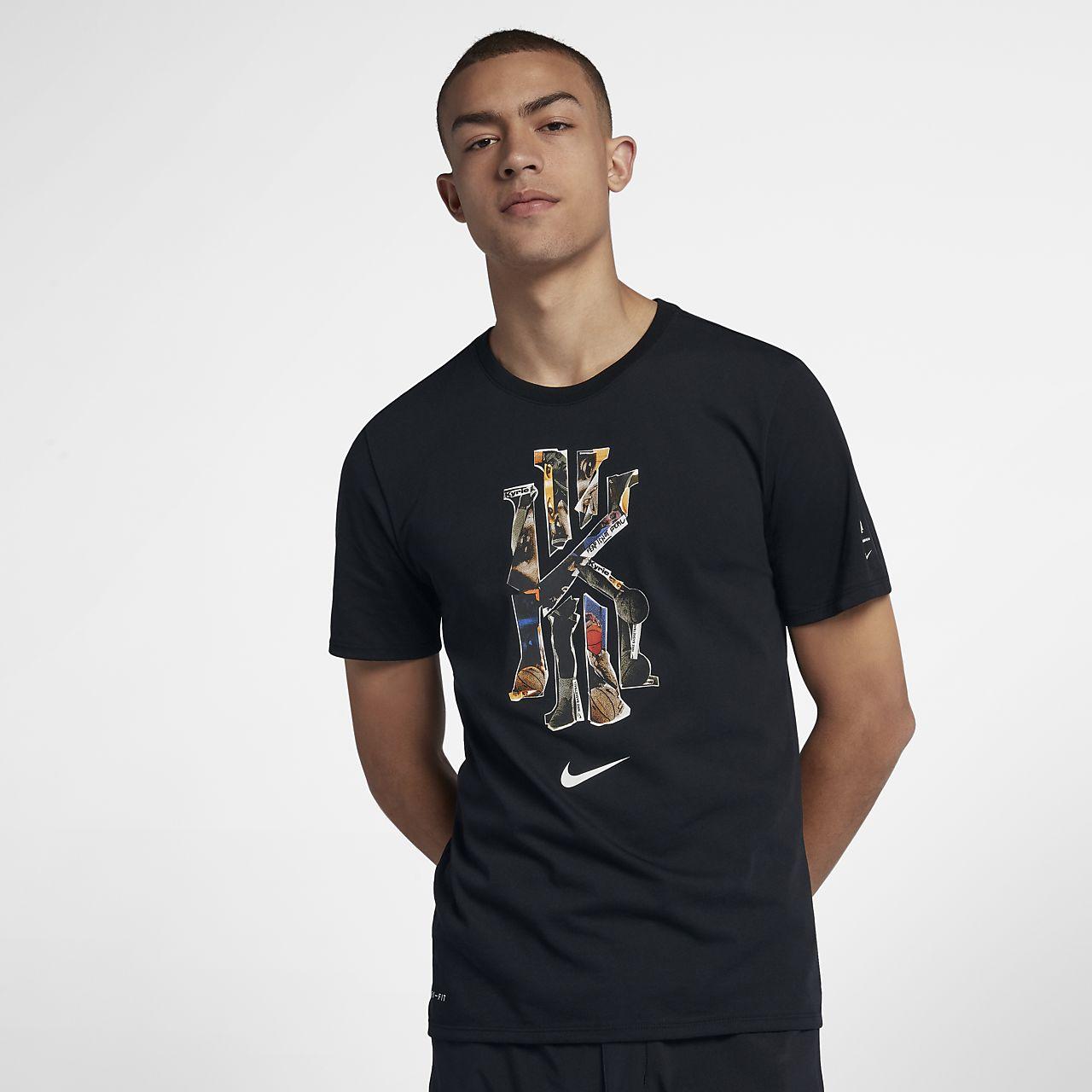 bfe4e1378 Nike Dri-FIT Kyrie CNY Men's Basketball T-Shirt. Nike.com VN