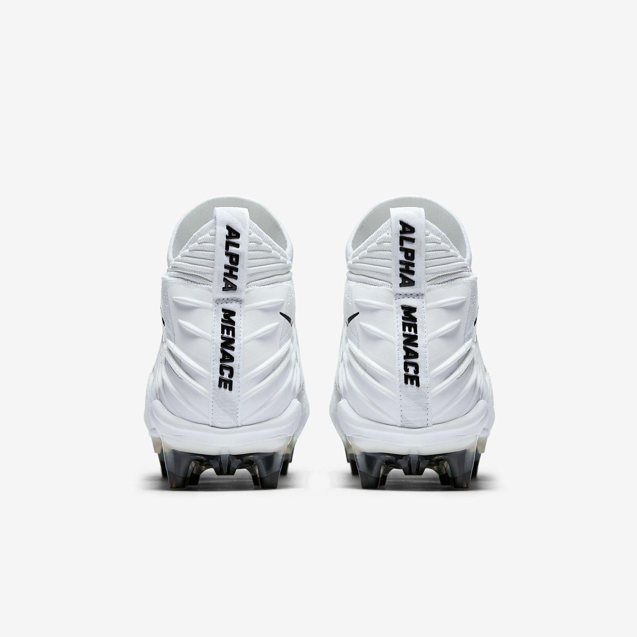 ... Nike Alpha Menace Elite Men\u0027s Football Cleat