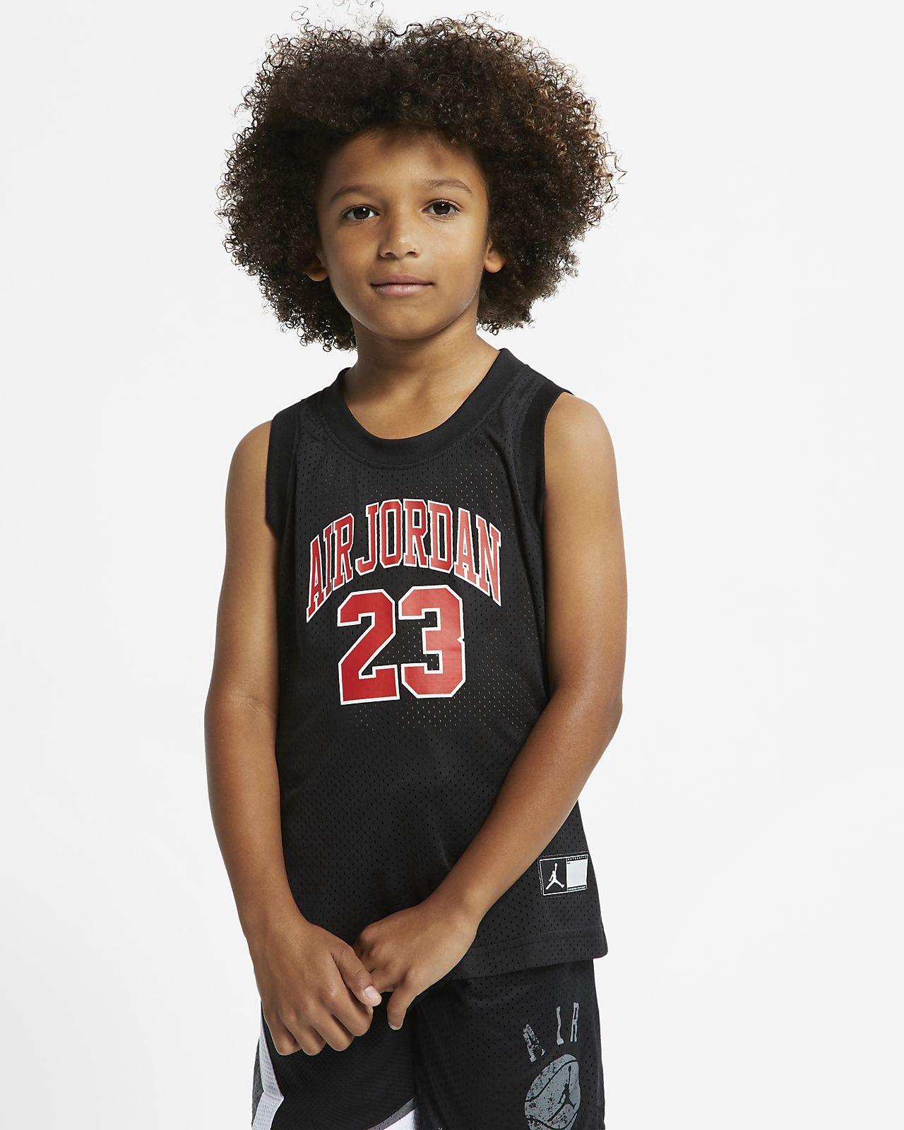 Jordan Dri-FIT DNA 幼童球衣