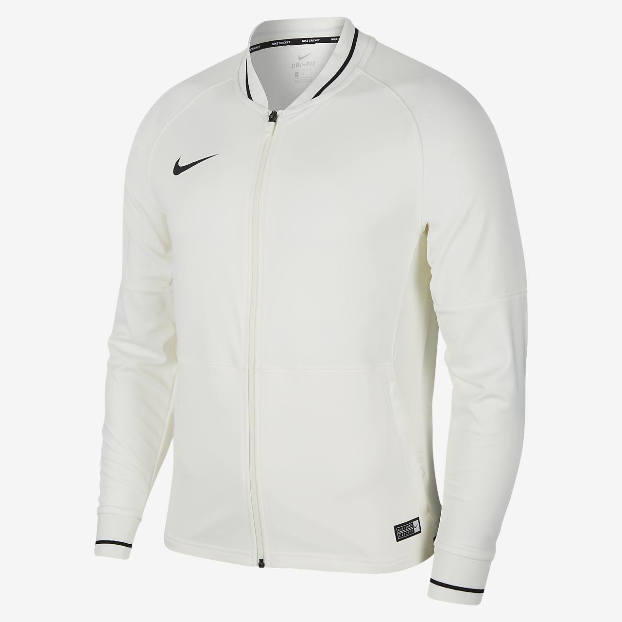 Nike Dri-FIT Men's Full-Zip Cricket Jacket