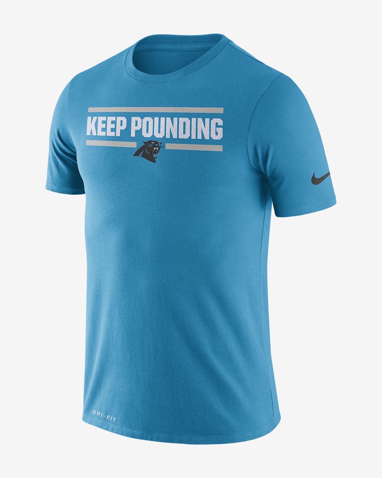Nike Dri-FIT Local (NFL Panthers) Men's T-Shirt