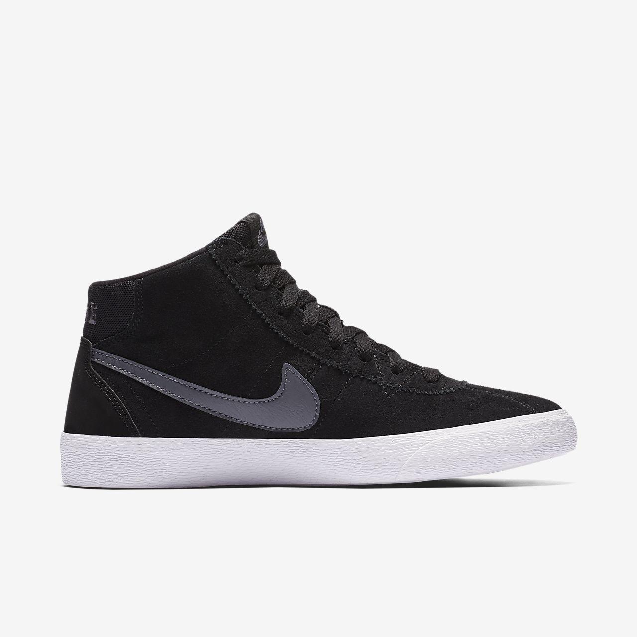 Nike SB Bruin High Women's Skateboarding Shoe Size 10.5