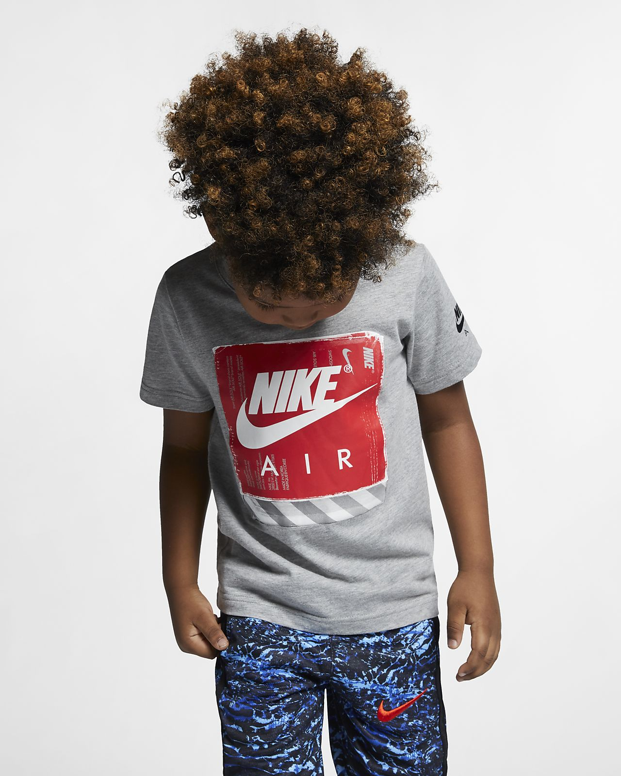 Nike Air T-Shirt für jüngere Kinder