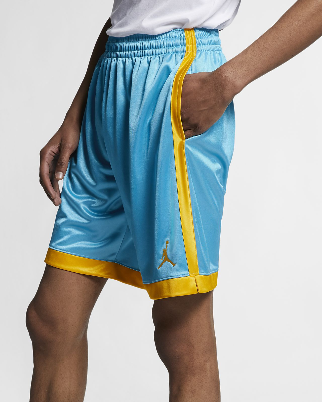 Jordan Shimmer Pantalons curts de bàsquet - Home