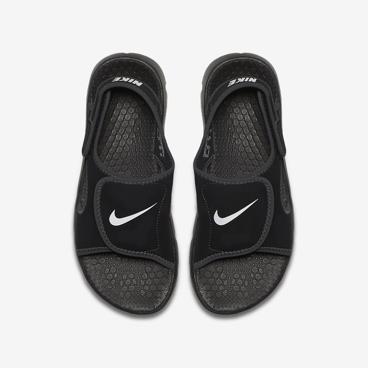 ... Nike Sunray Adjust 4 (10.5c-7y) Boys' Shoe