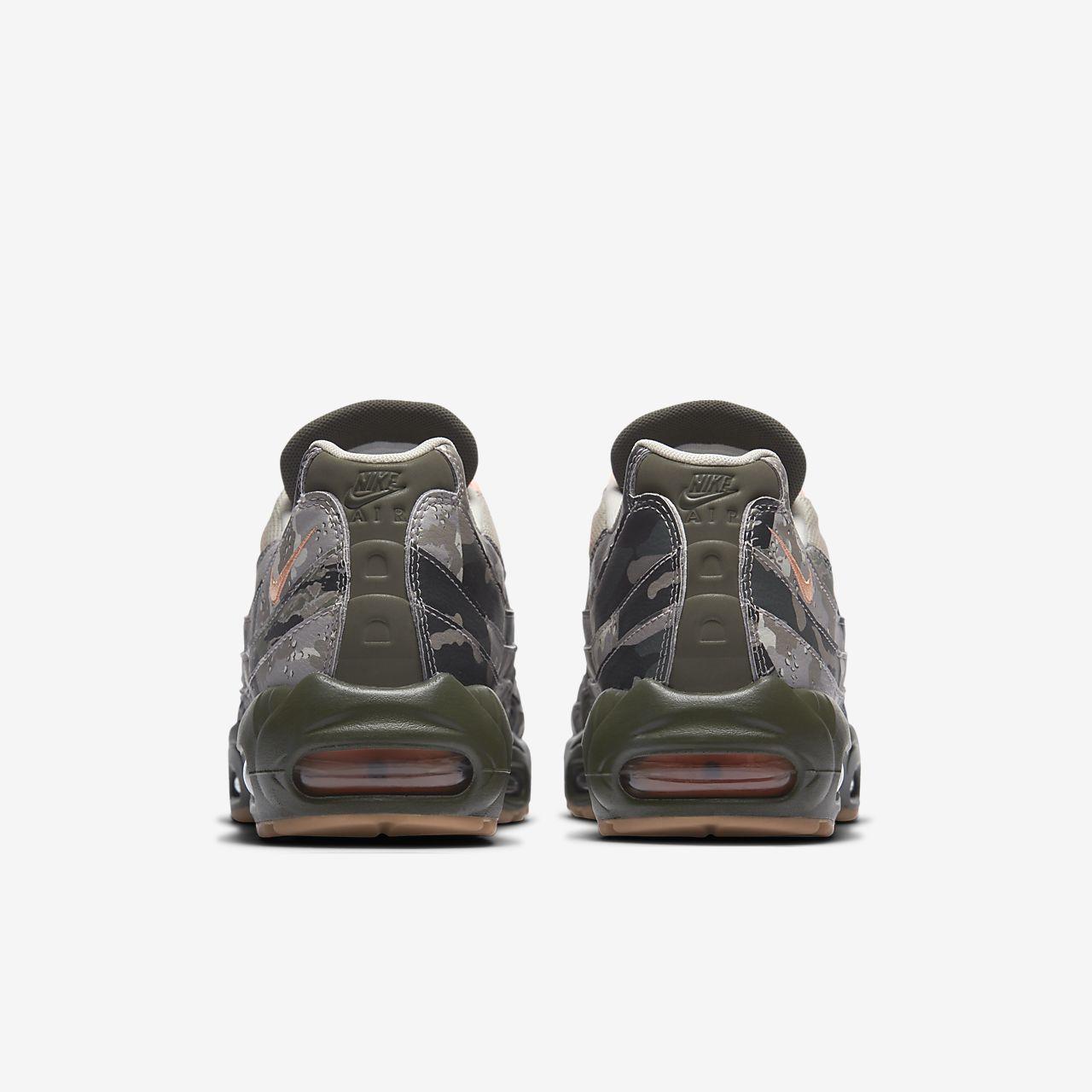 074c7eeb Nike Air Max 95 Essential Camo Men's Shoe. Nike.com VN