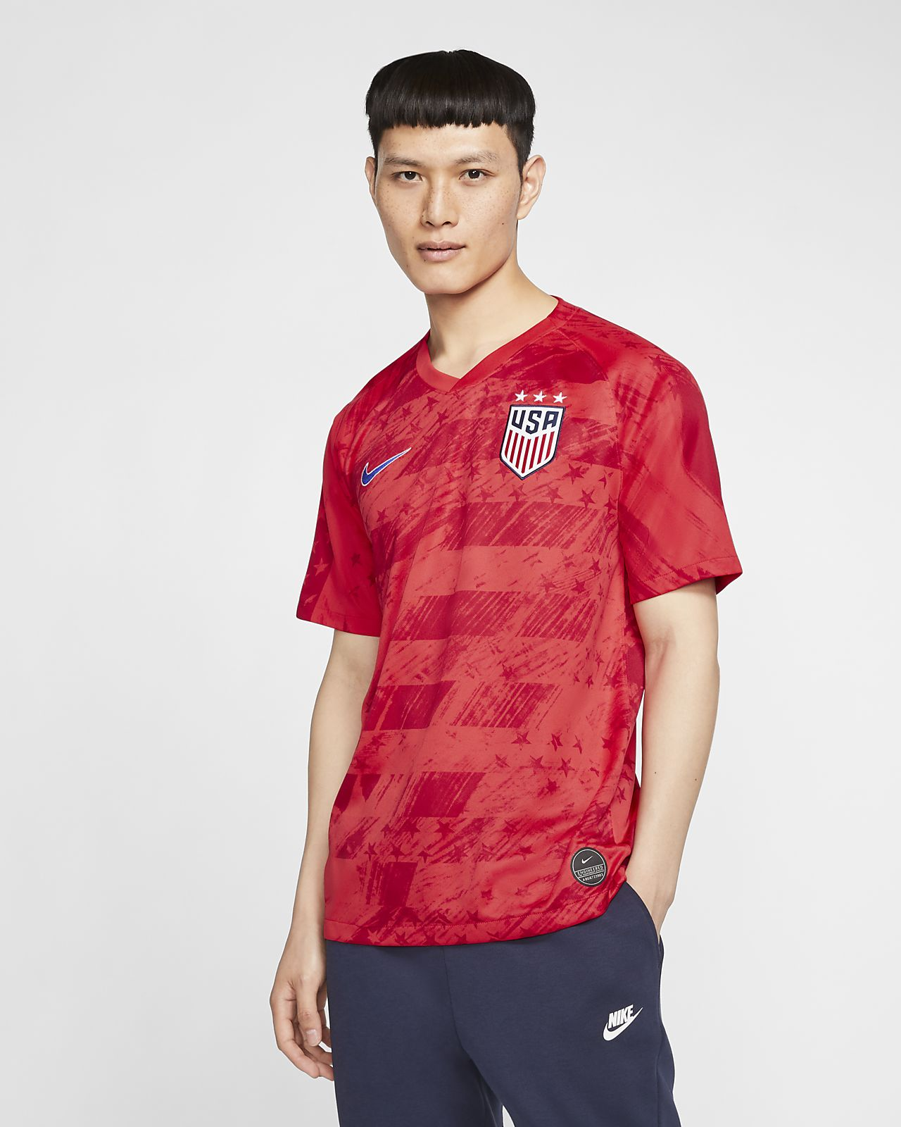 U.S. Stadium 2019 (3-Star) Men's Away Jersey