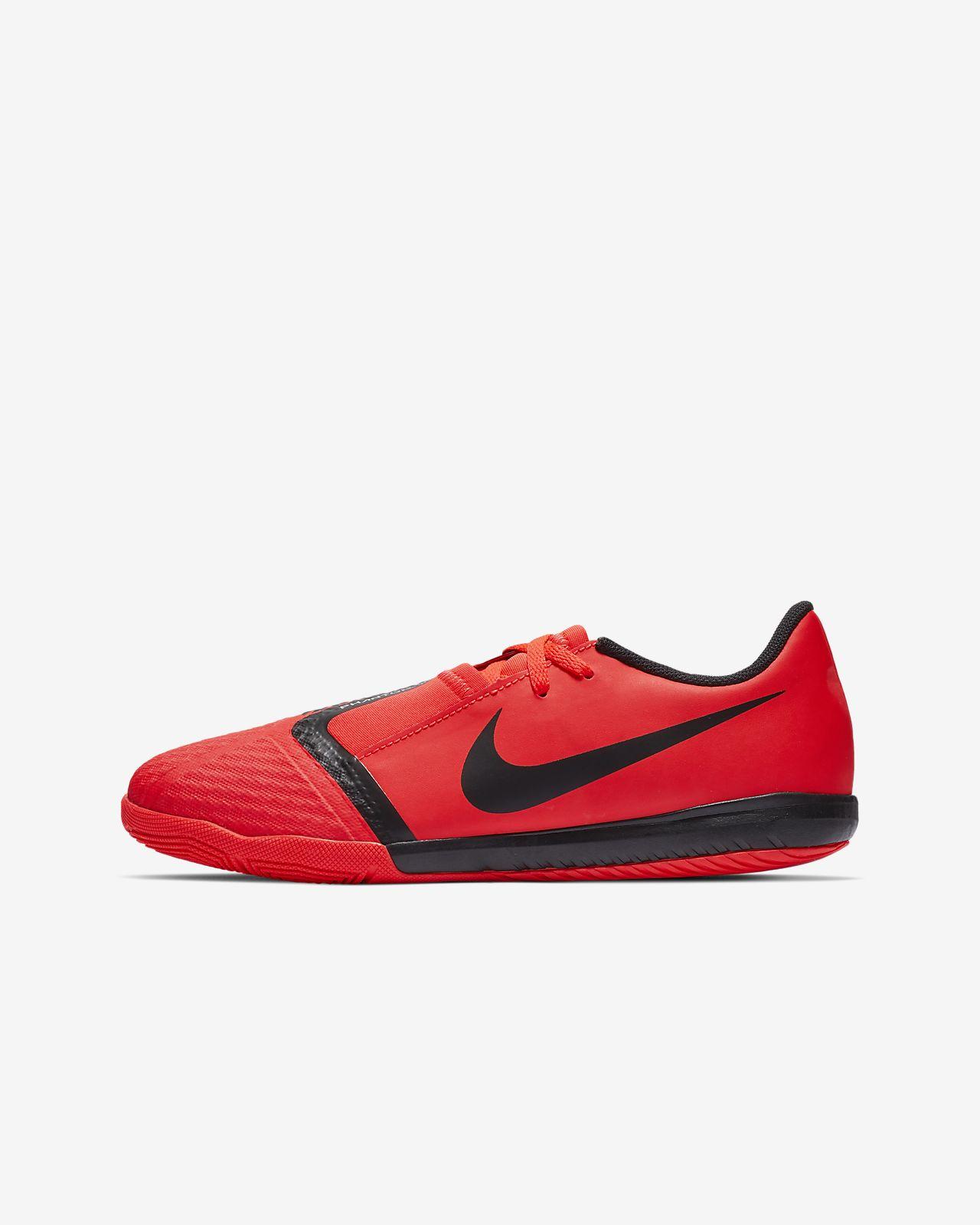 Chaussure de football en salle à crampons Nike Jr. PhantomVNM Academy IC Game Over pour Enfant plus âgé