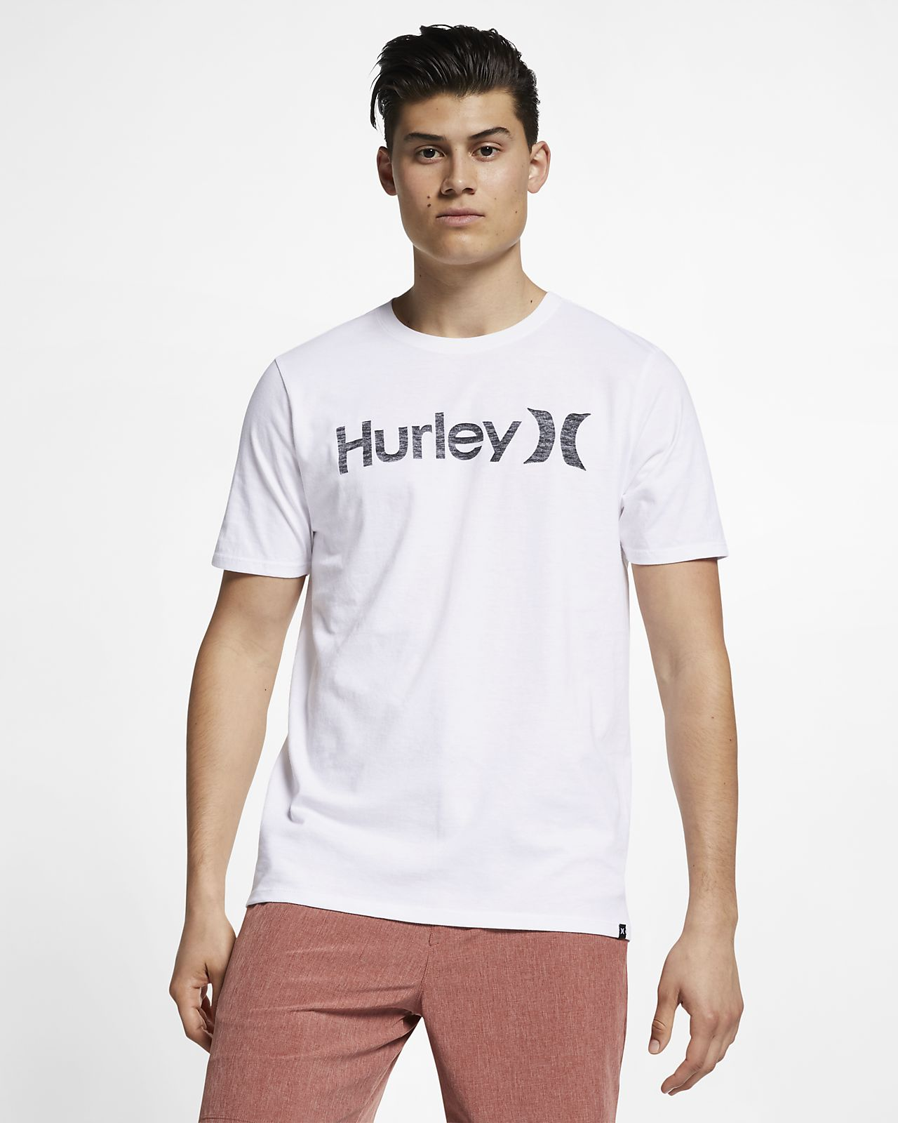 Playera para hombre Hurley Premium One And Only Push Through