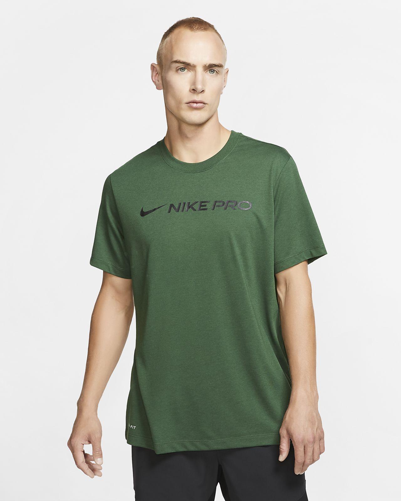 Ανδρικό T-Shirt προπόνησης Nike Dri-FIT