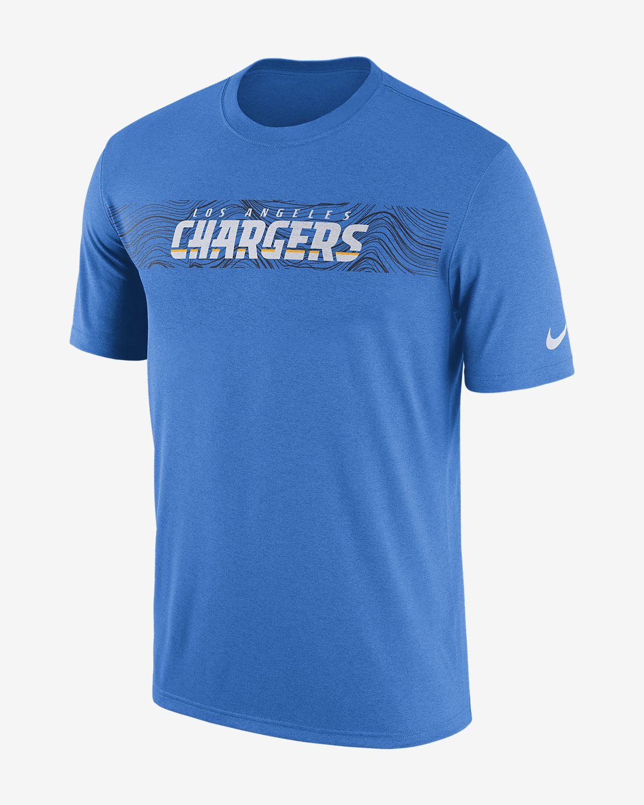Męski T-shirt Nike Dri-FIT Legend Seismic (NFL Chargers)