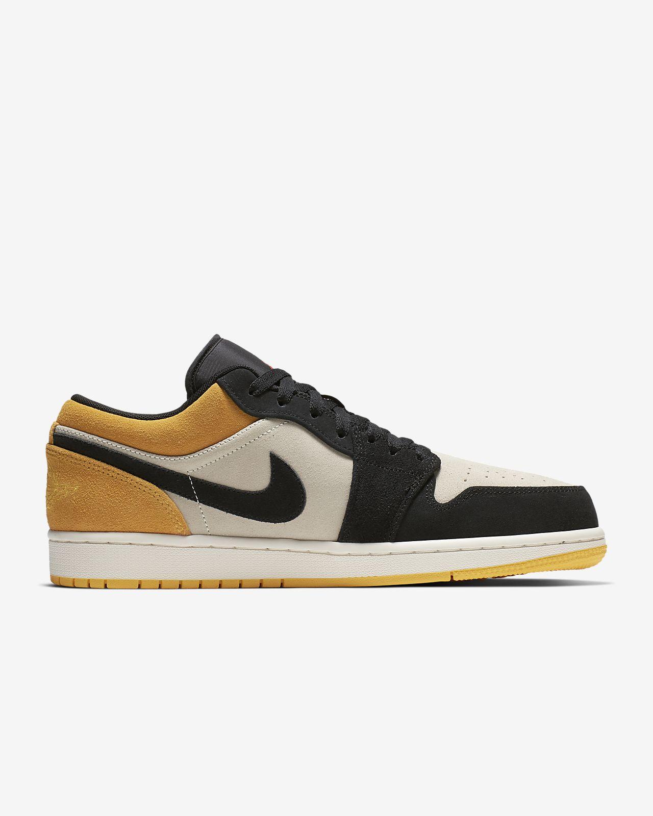 a23e3b4414b49d Air Jordan 1 Low Men s Shoe. Nike.com PT