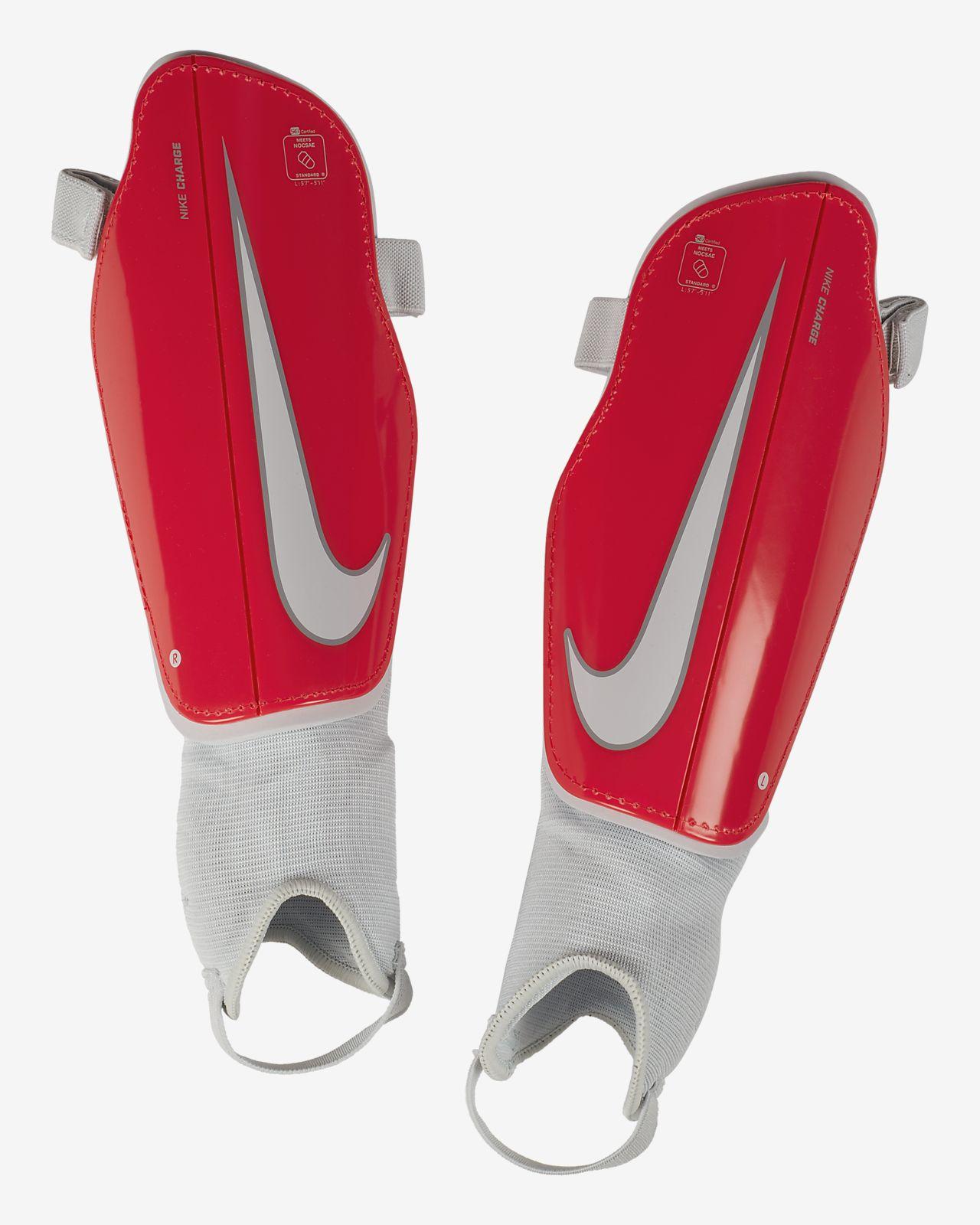 Protège-tibias de football Nike Charge 2.0