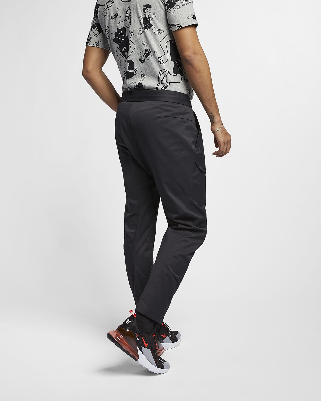 0409945431410 Nike Sportswear Tech Pack Men's Woven Cargo Trousers. Nike.com CA