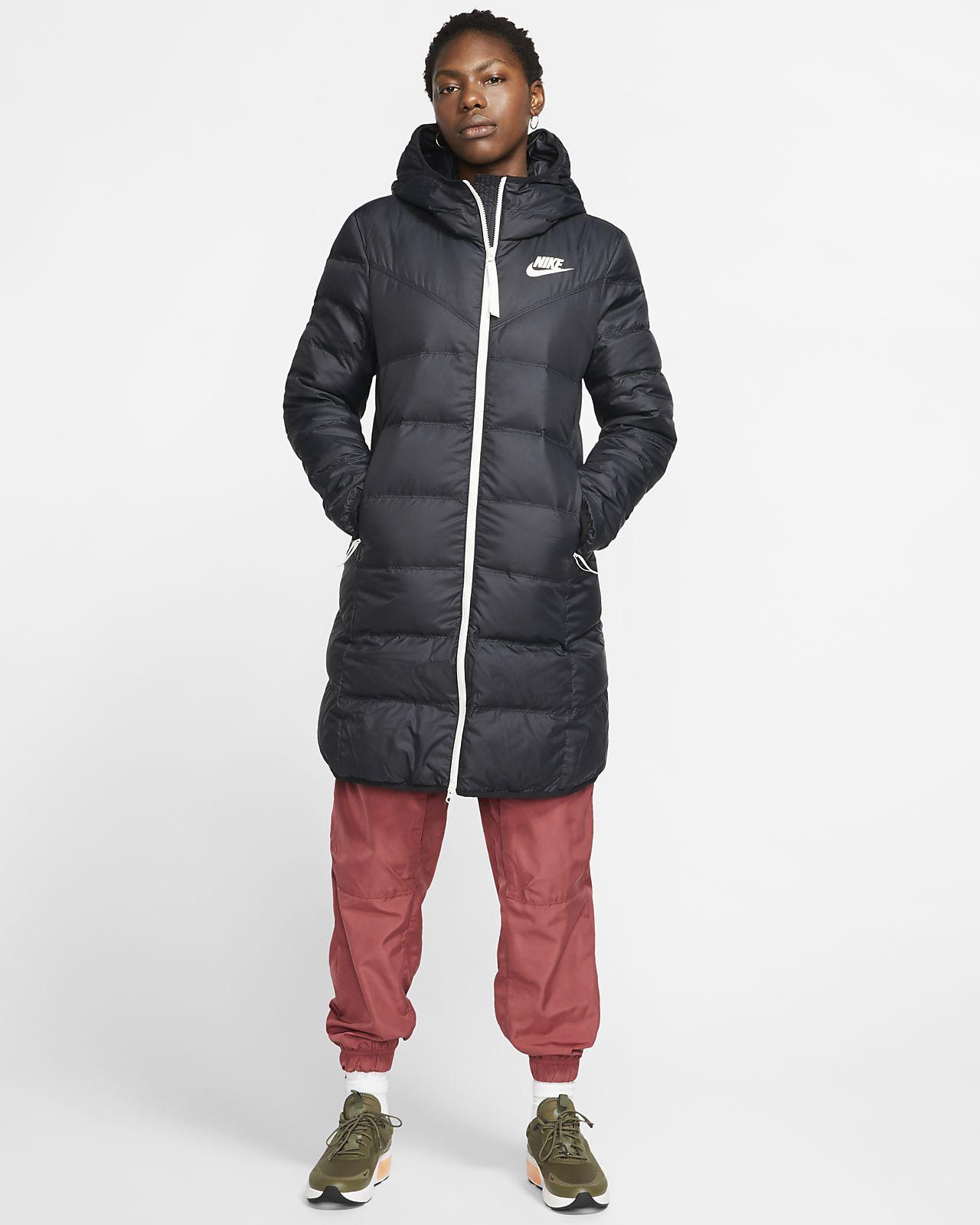 Parka Nike Sportswear Windrunner Down Fill - Donna