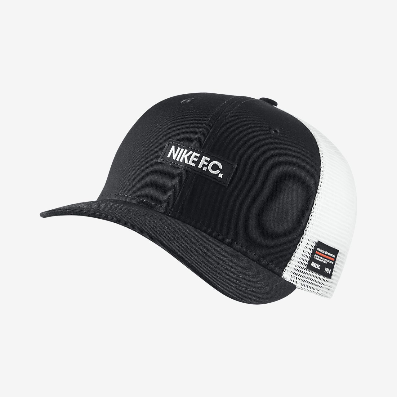 Nike F.C. Classic 99 Adjustable Hat. Nike.com VN 8000c6e3e79