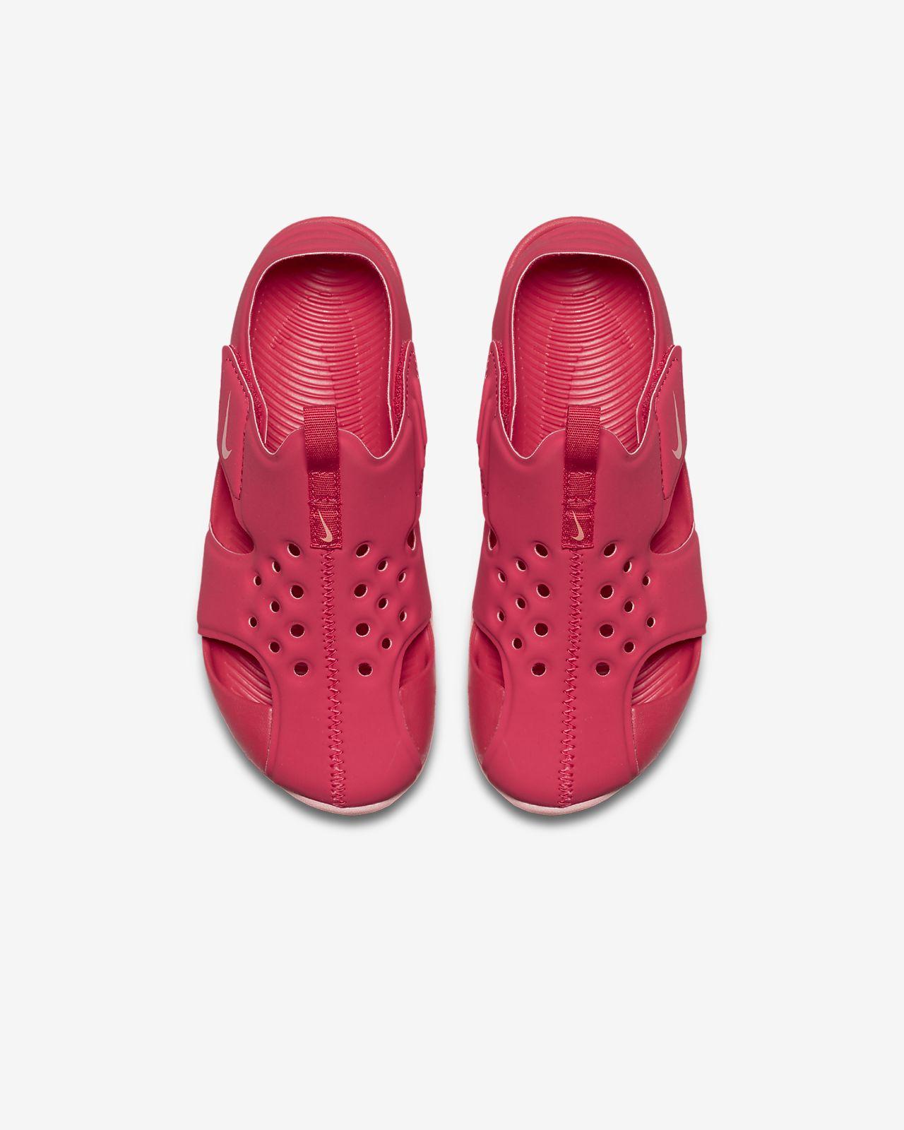 Sandalias para niños pequeños Nike Sunray Protect 2. Nike.com CL 89147584af2