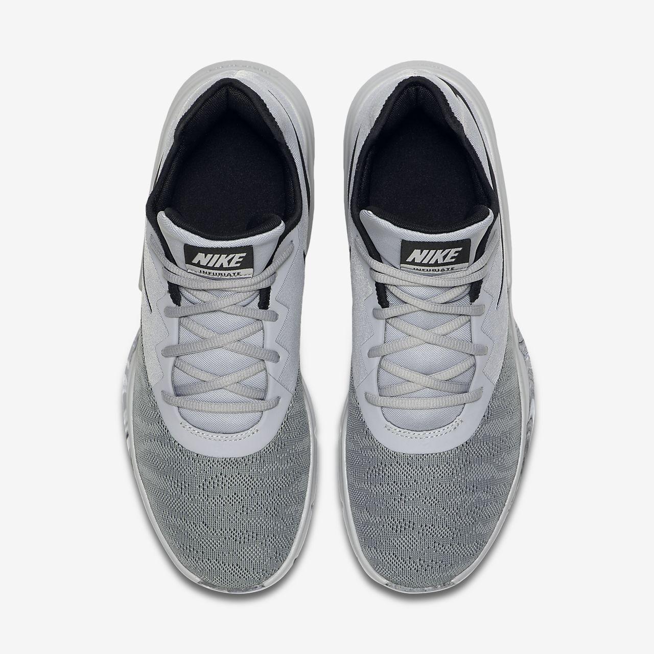 Nike Air Max Infuriate III Low Men's Basketball Shoe