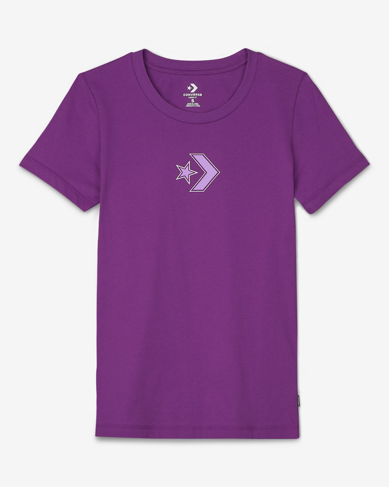 Converse Star Chevron Women's T-Shirt
