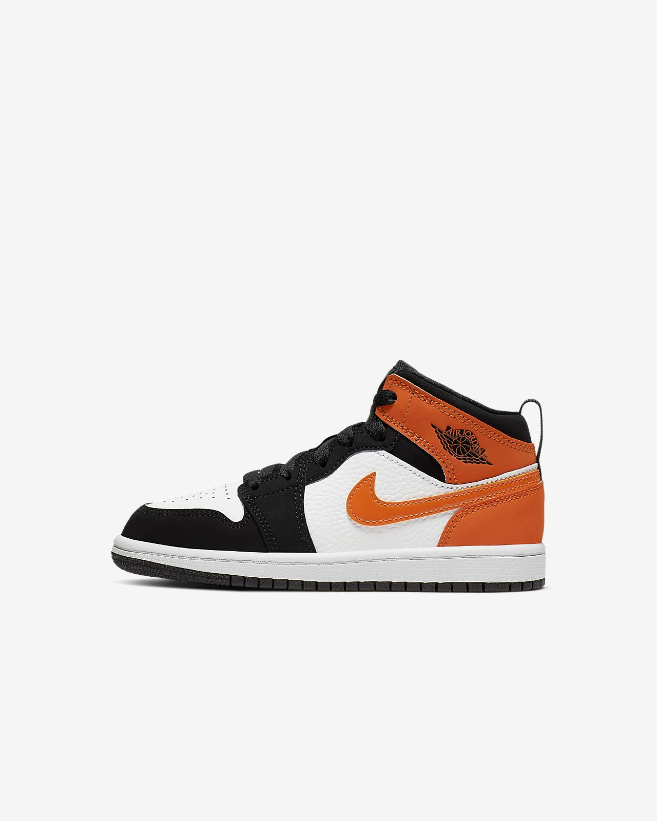 outlet for sale more photos good service Air Jordan 1 Mid Little Kids' Shoe