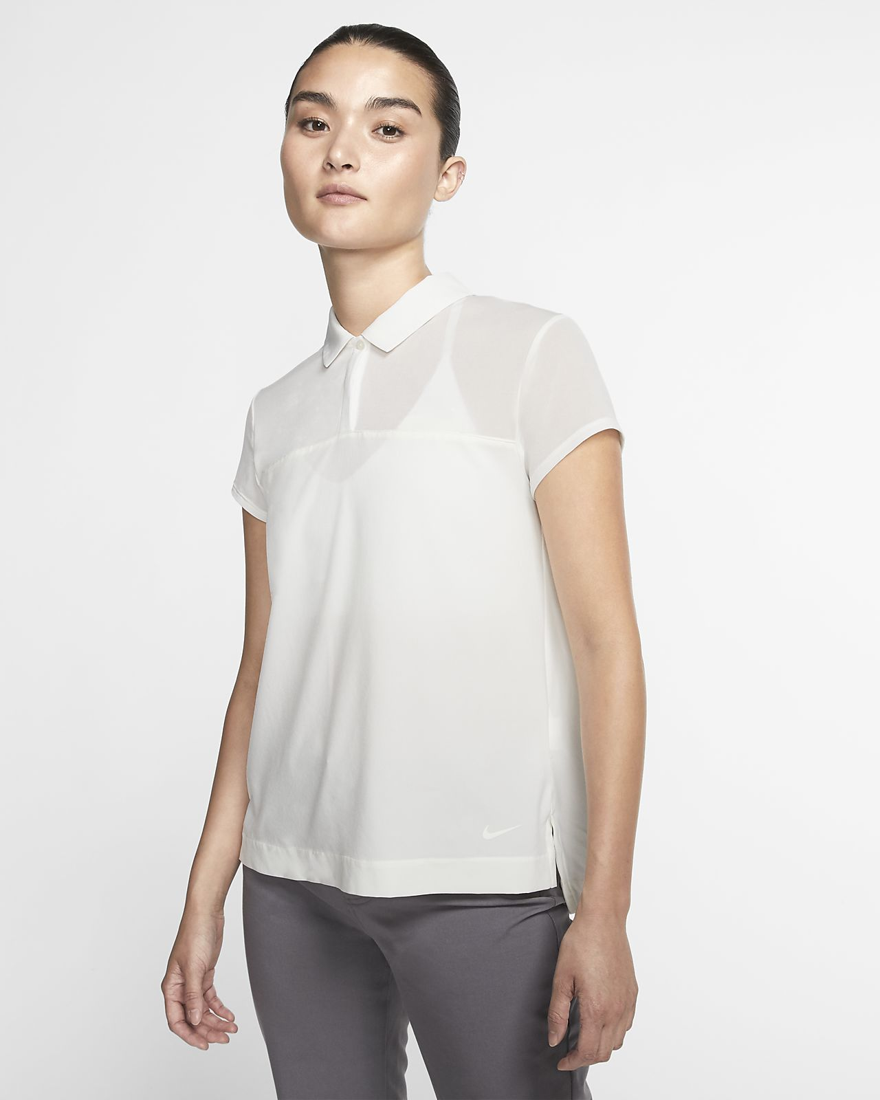 Polo de golf Nike Flex pour Femme