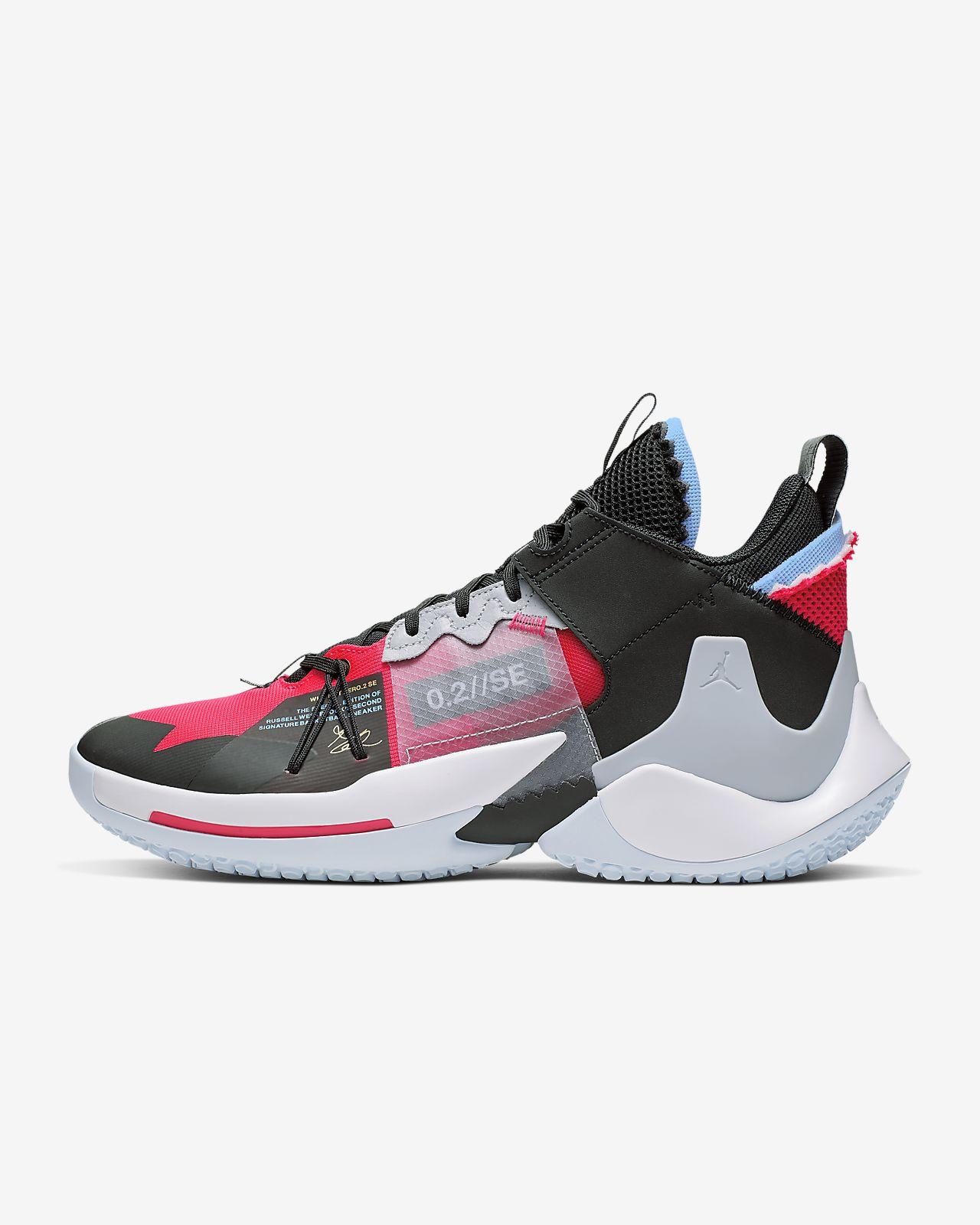 """Pánská basketbalová bota Jordan """"Why Not?"""" Zer0.2 SE"""