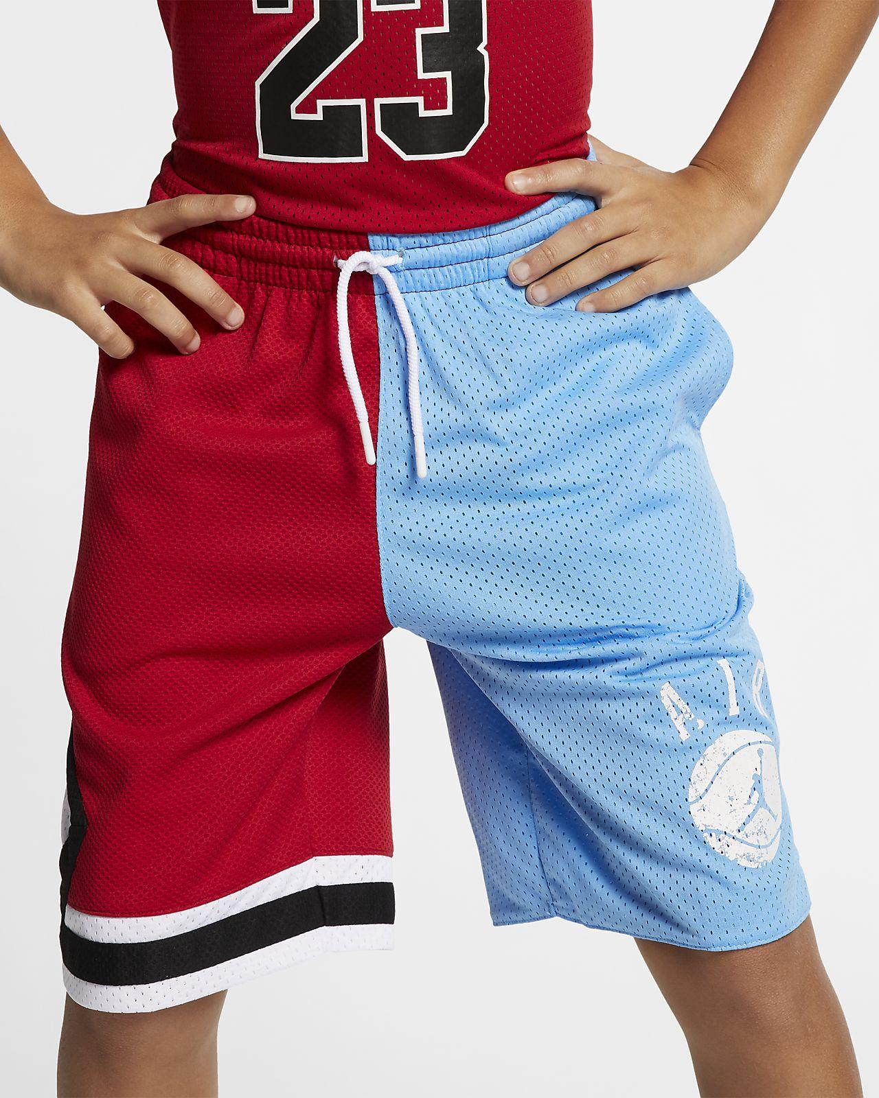 Shorts Jordan Dri-FIT Authentic för ungdom (killar)