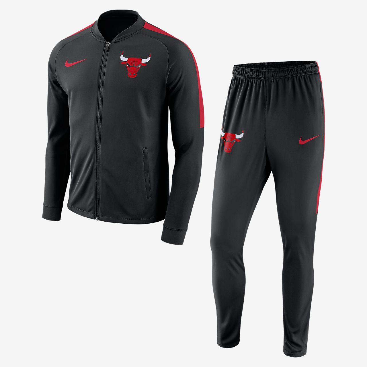 ... Chicago Bulls Nike Dry NBA-Trainingsanzug für Herren