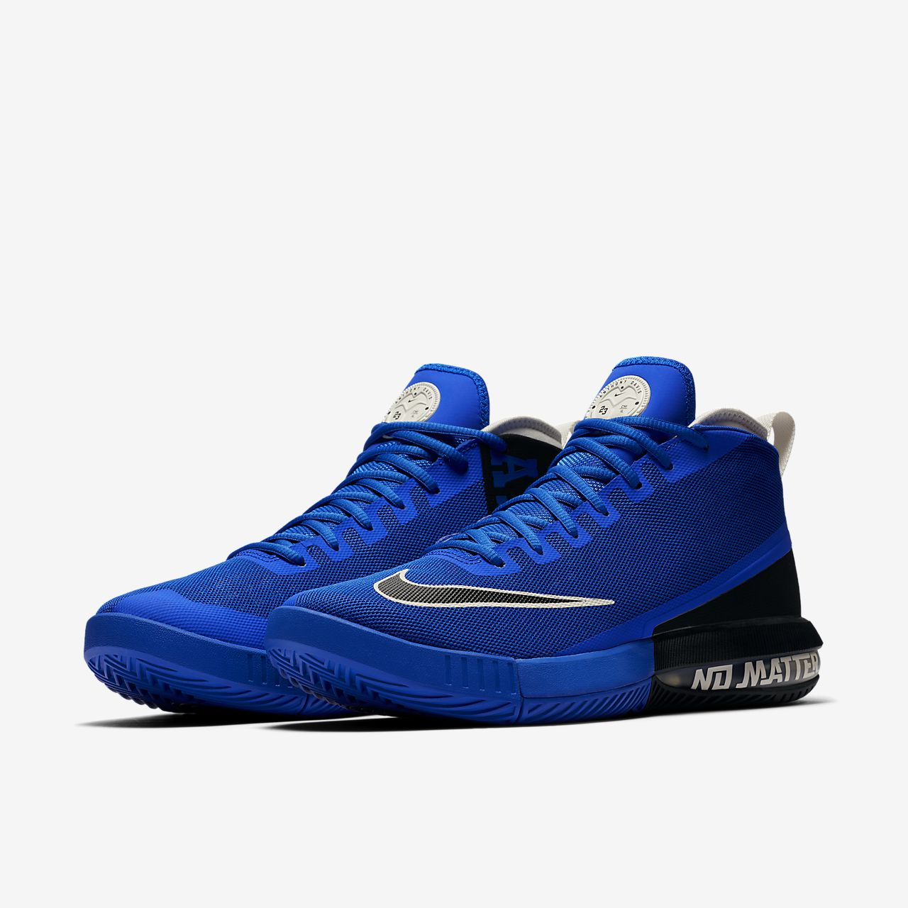 ... Nike Air Max Dominate Anthony Davis Men's Basketball Shoe