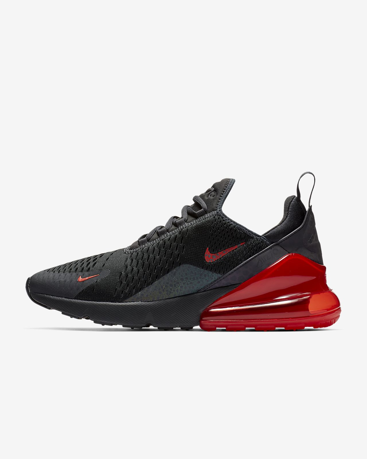 nike air max noir rouge