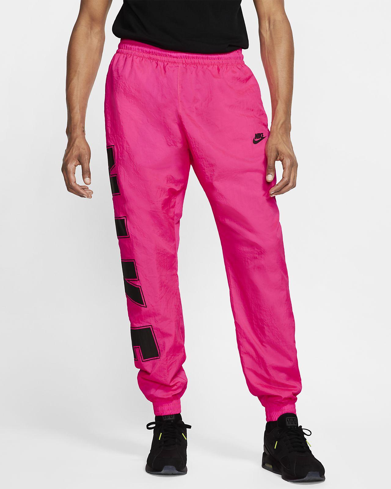 Calças entrançadas Nike Sportswear