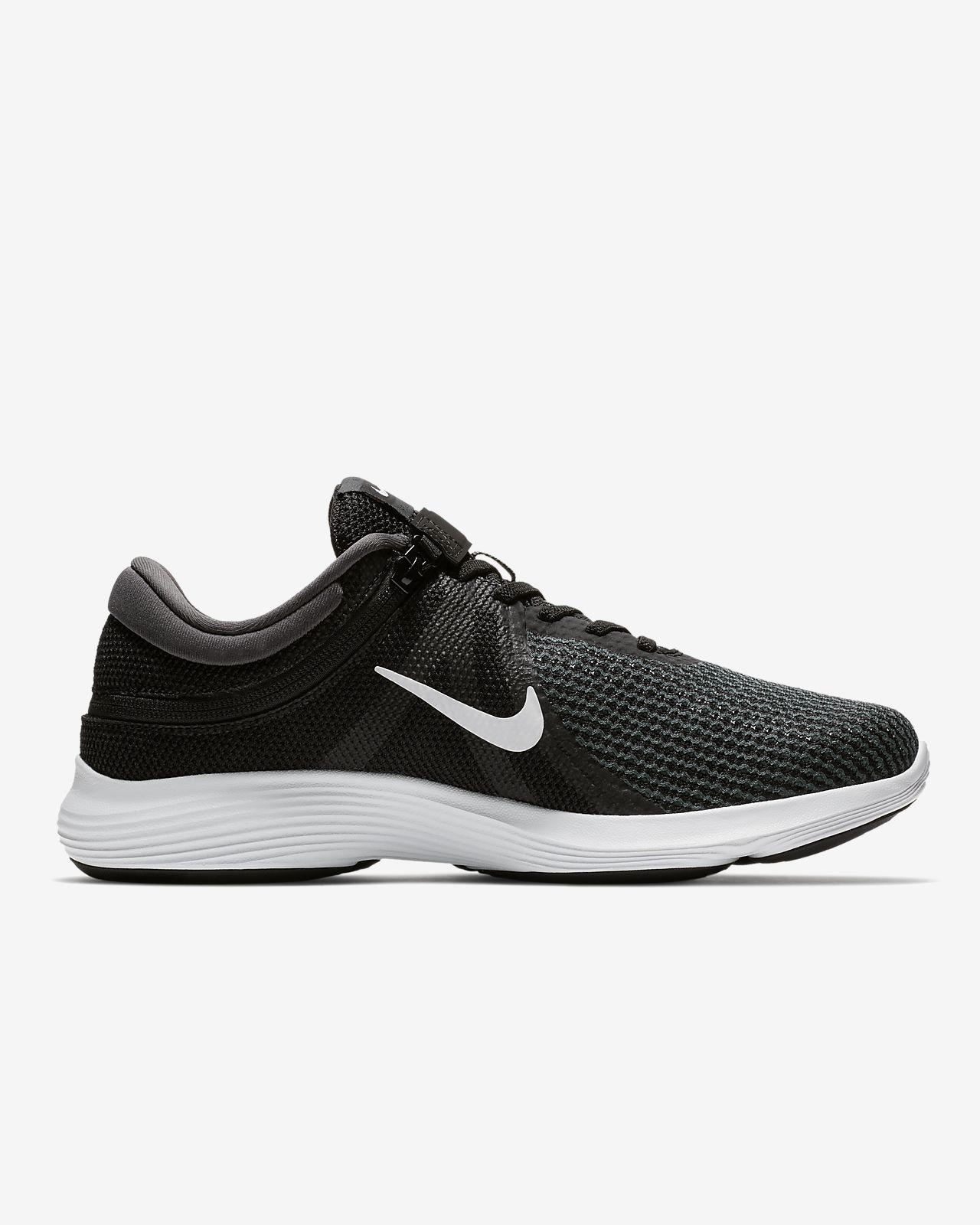 hot sale online 50dff 8ea3e ... Nike Revolution 4 FlyEase (Extra-Wide) Men s Running Shoe