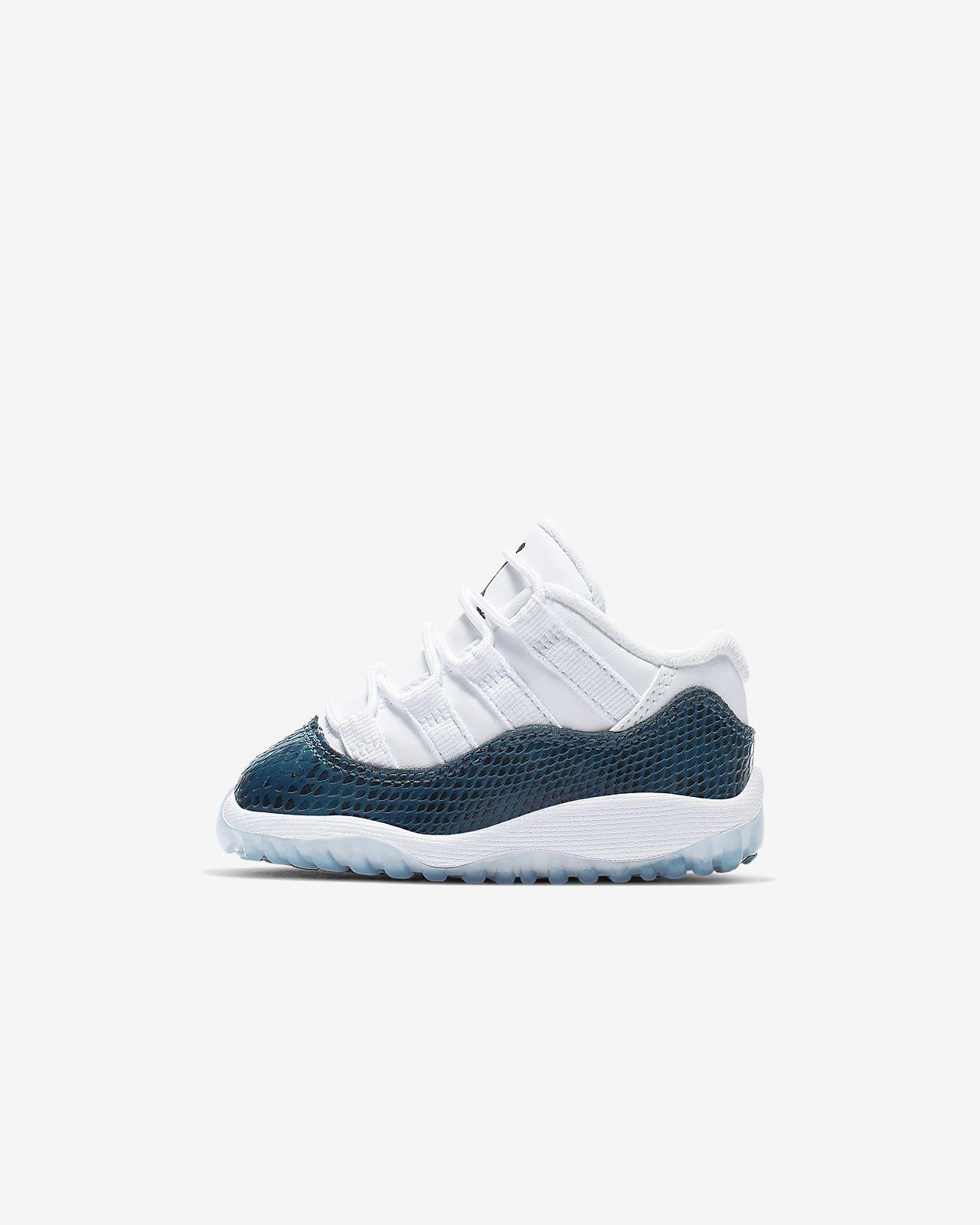 ea90d4fdc3e3 Jordan 11 Retro Low LE Baby Toddler Shoe. Nike.com SI